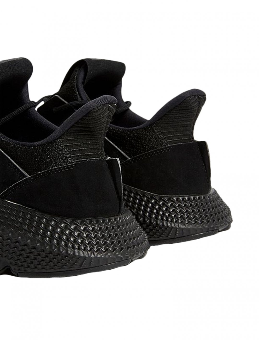 "Prophere Black Trainers {""id"":12,""product_section_id"":1,""name"":""Shoes"",""order"":12} adidas"