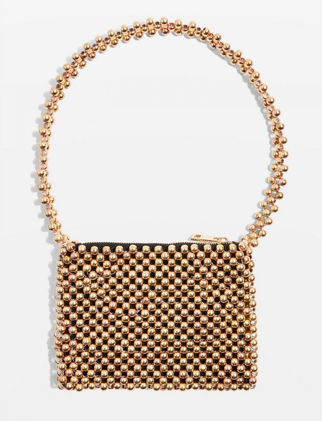 "Beaded Shoulder Bag {""id"":1,""product_section_id"":1,""name"":""Bags"",""order"":1} Topshop"