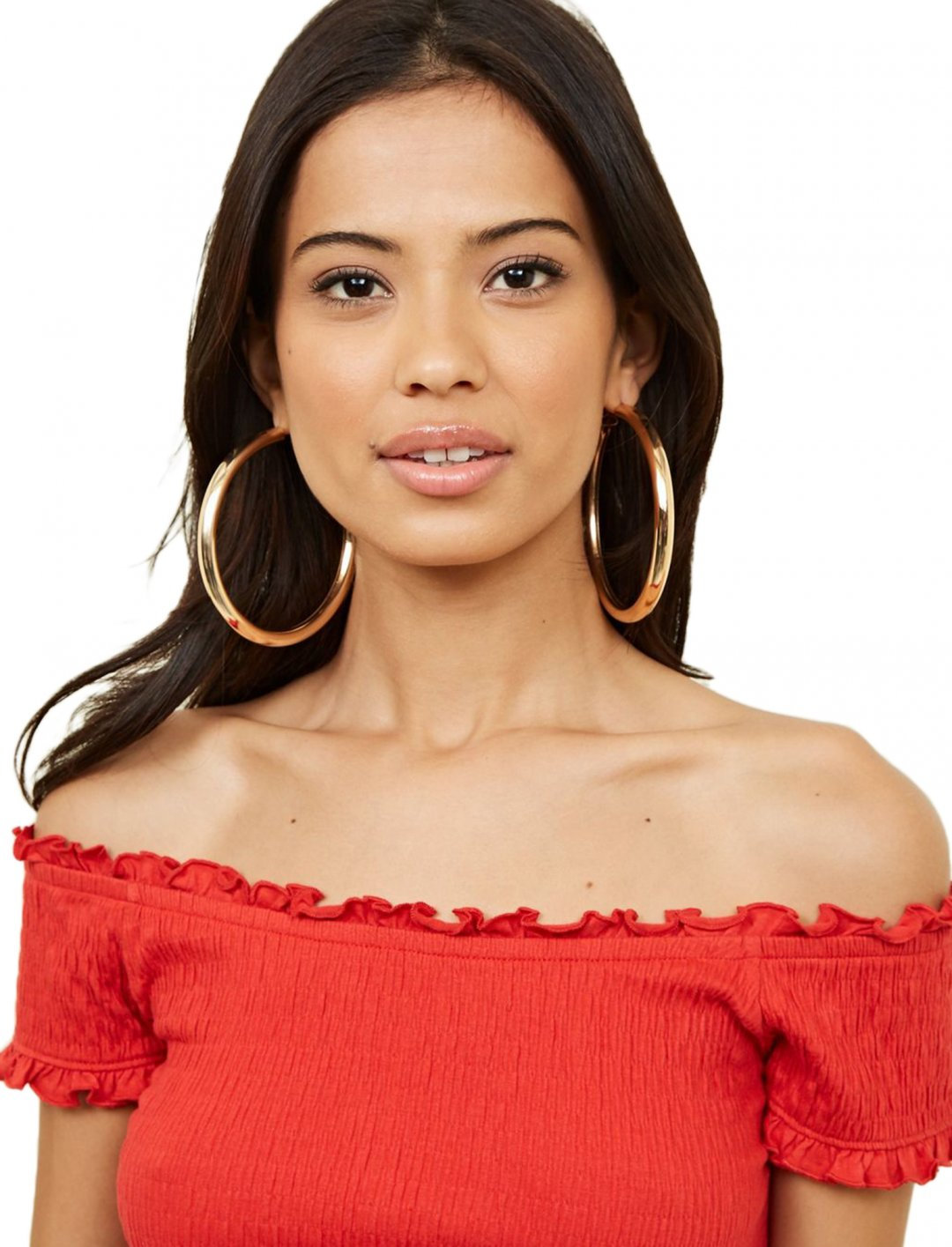 "Oversized Hoop Earrings {""id"":10,""product_section_id"":1,""name"":""Jewellery"",""order"":10} New Look"