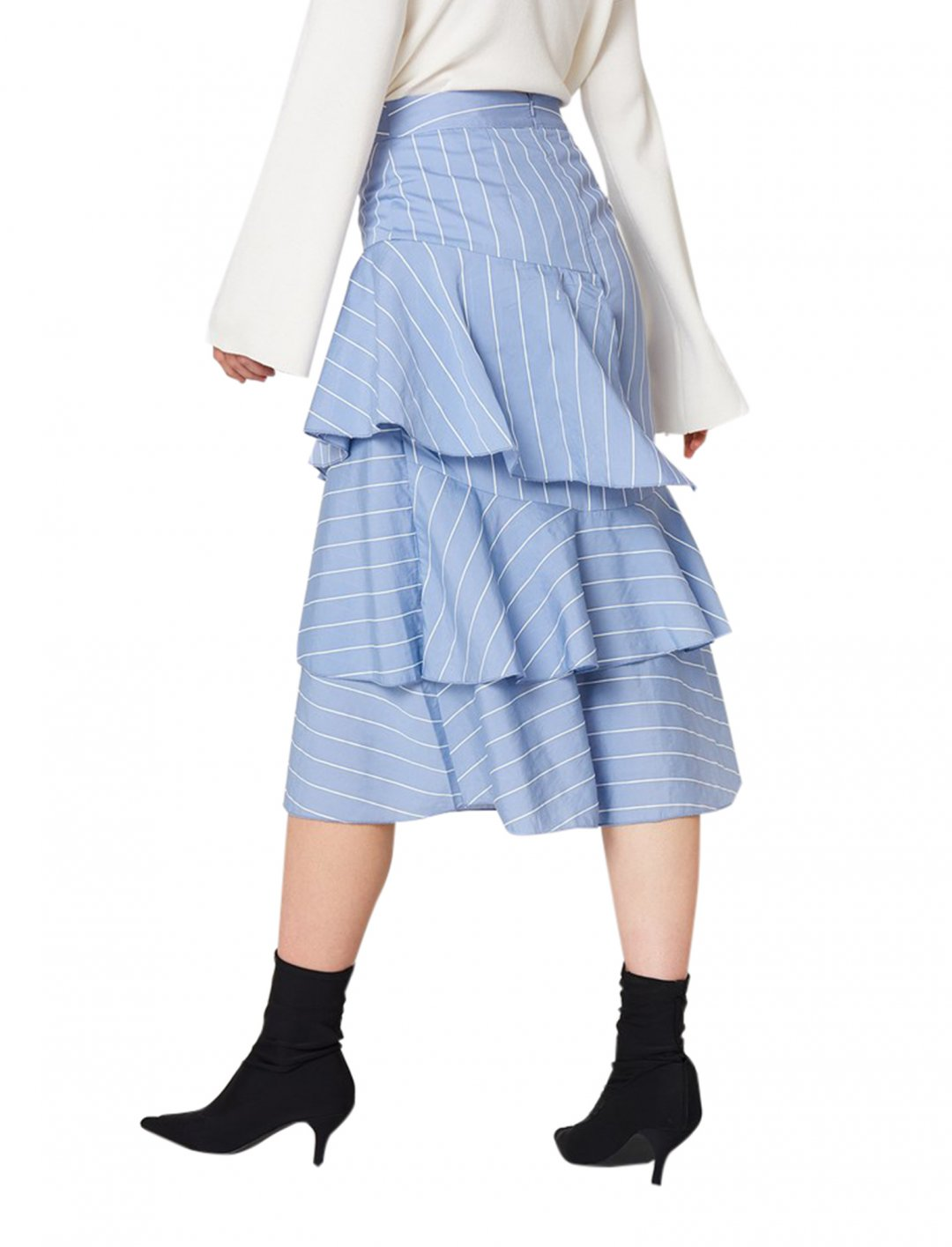 "Pin Striped Skirt {""id"":5,""product_section_id"":1,""name"":""Clothing"",""order"":5} endless rose"