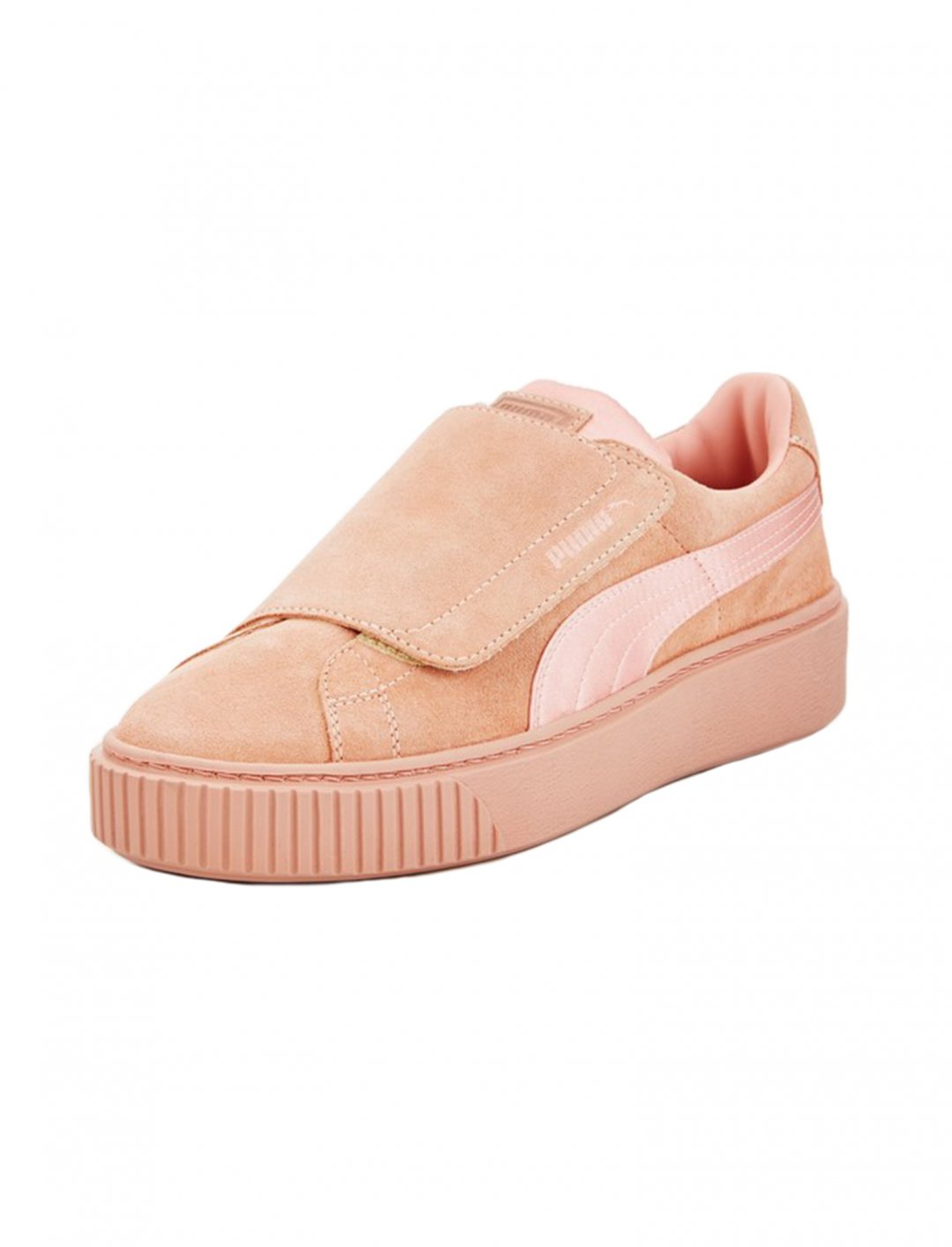 "Platform Sneakers In Pink {""id"":12,""product_section_id"":1,""name"":""Shoes"",""order"":12} Puma"