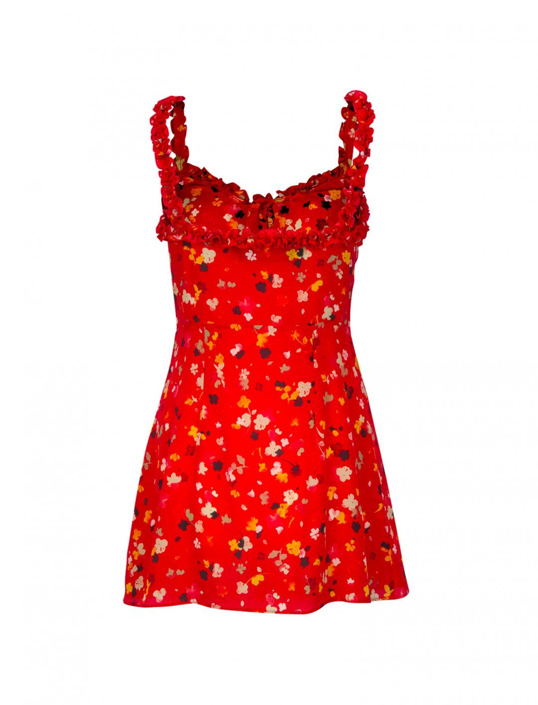 "Sarah Close's Dress In Red {""id"":5,""product_section_id"":1,""name"":""Clothing"",""order"":5} Realisation"