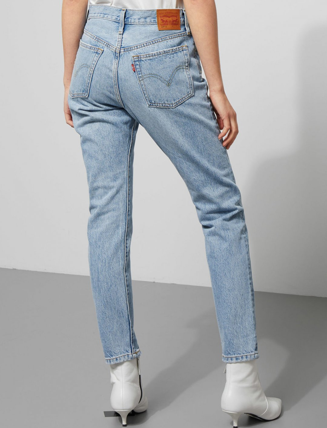 "Sarah Close's Skinny Jeans {""id"":5,""product_section_id"":1,""name"":""Clothing"",""order"":5} Levi's"