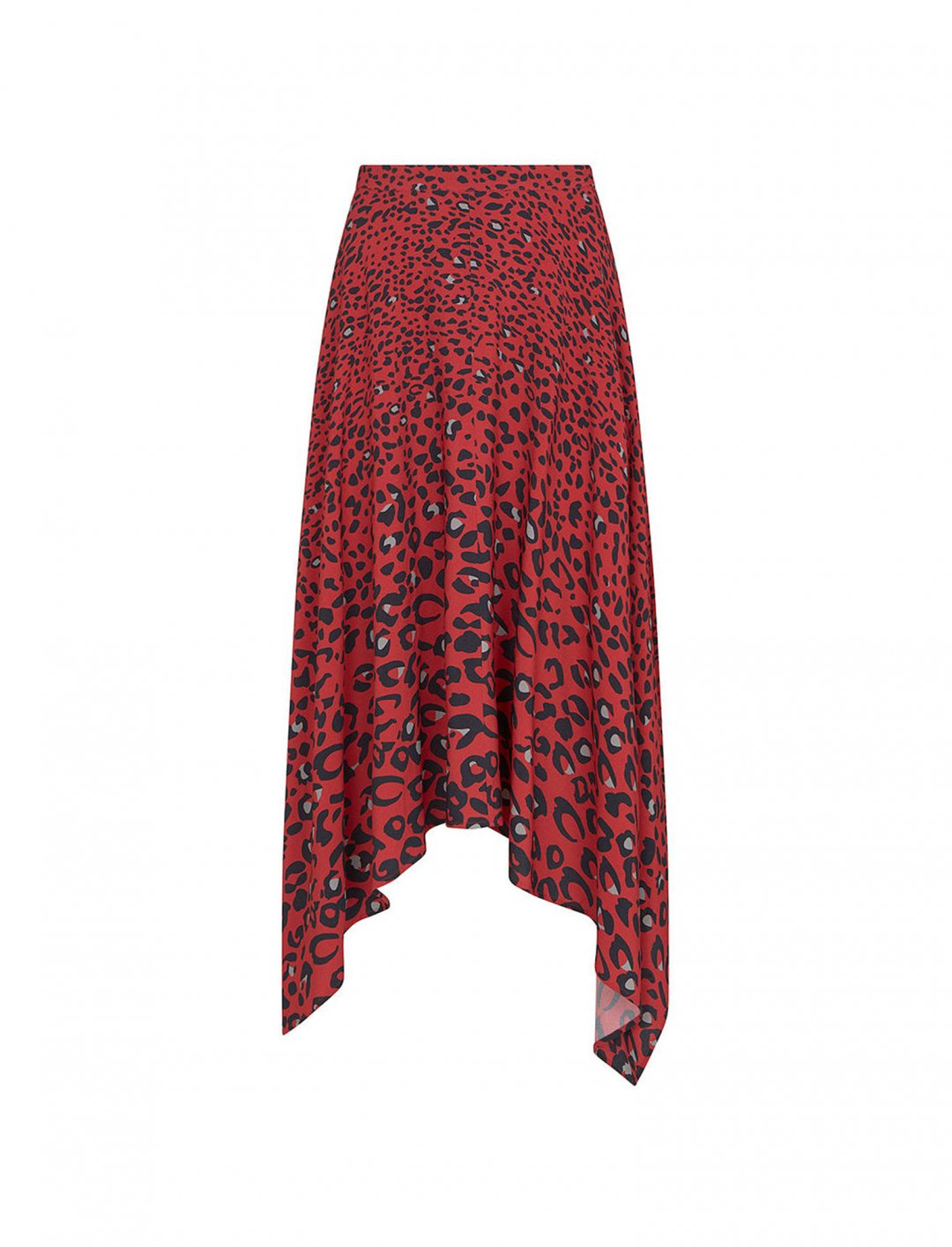 "Skirt In Print {""id"":5,""product_section_id"":1,""name"":""Clothing"",""order"":5} Mint Velvet"