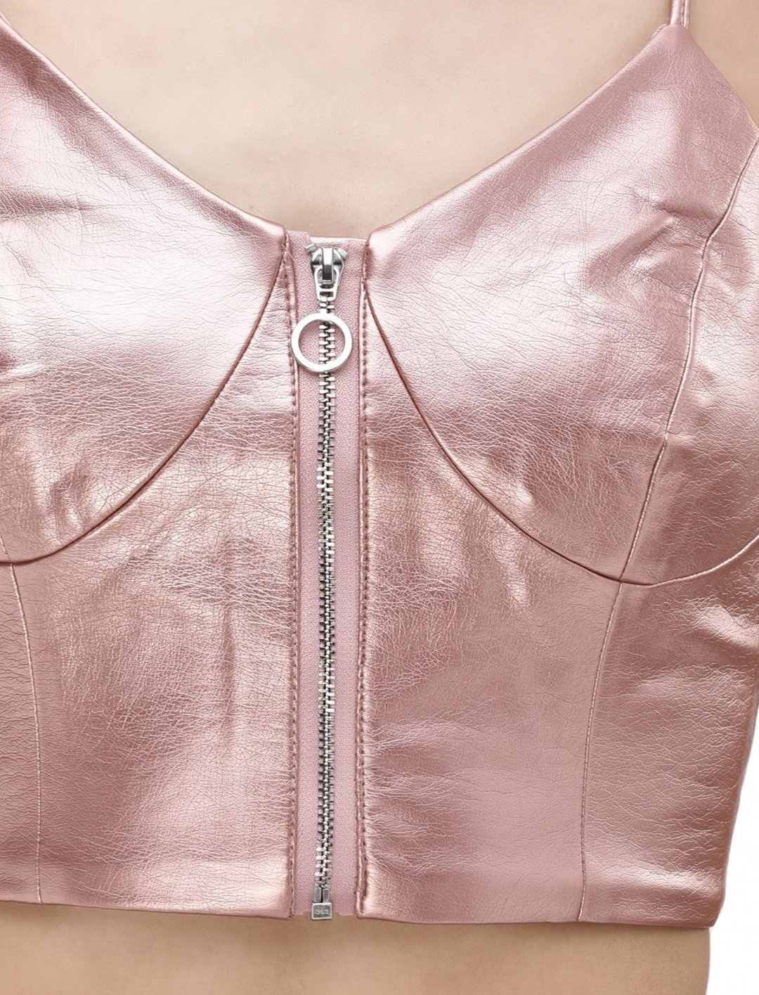 "Metallic Bralet {""id"":5,""product_section_id"":1,""name"":""Clothing"",""order"":5} New Look"