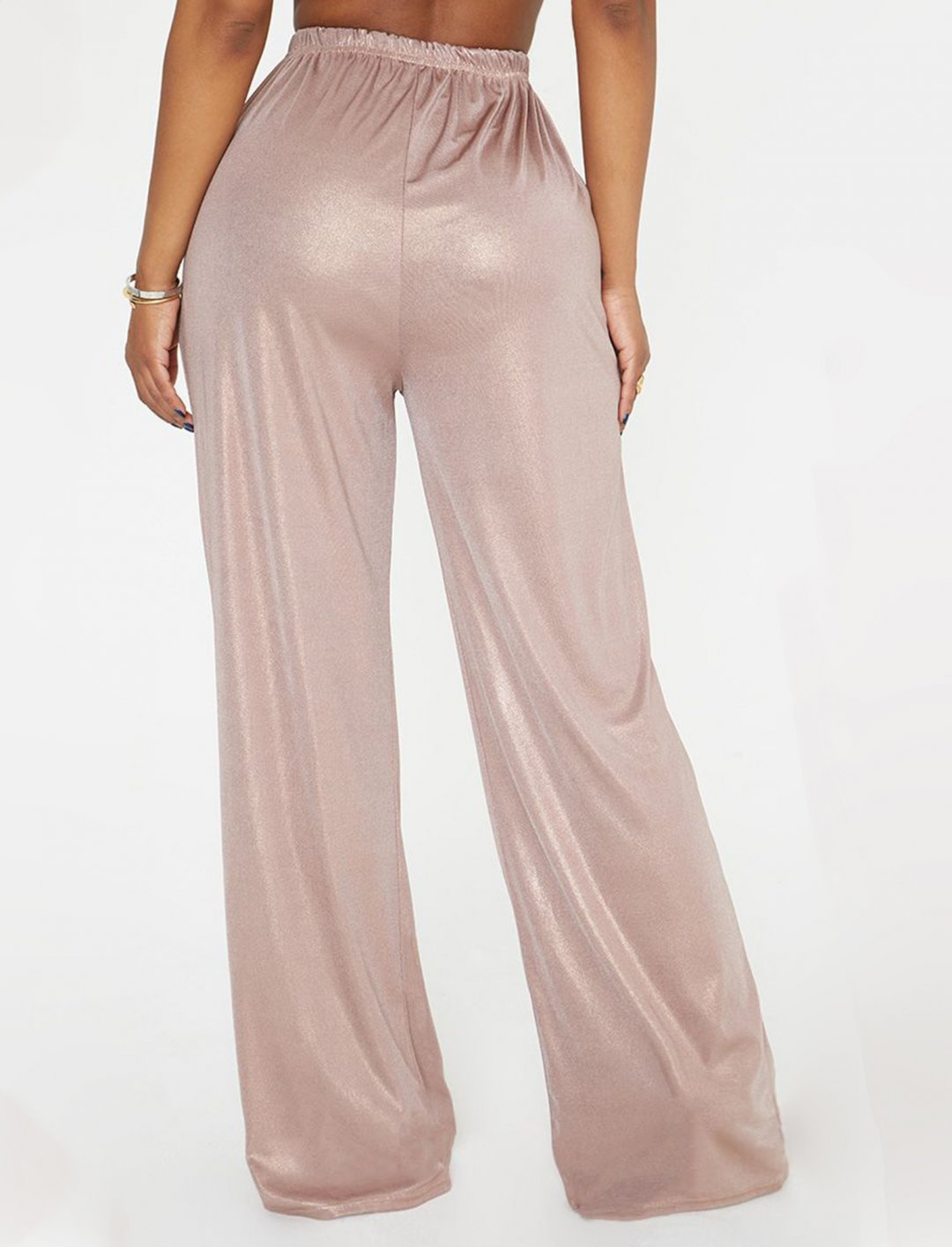 "Metallic Trousers {""id"":5,""product_section_id"":1,""name"":""Clothing"",""order"":5} Pretty Little Thing"