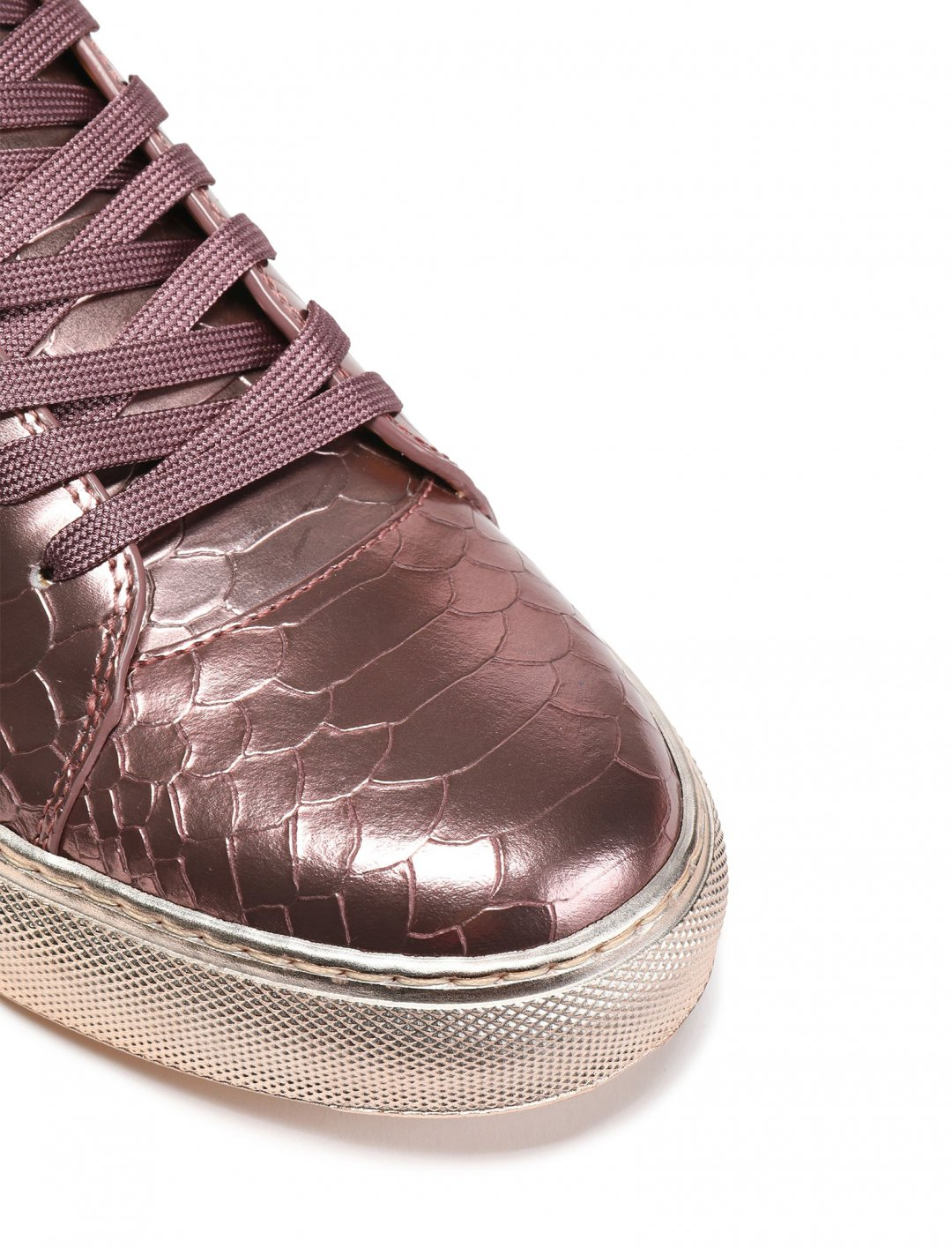 "Stela Cole's Holographic Shoes {""id"":12,""product_section_id"":1,""name"":""Shoes"",""order"":12} Buscemi"