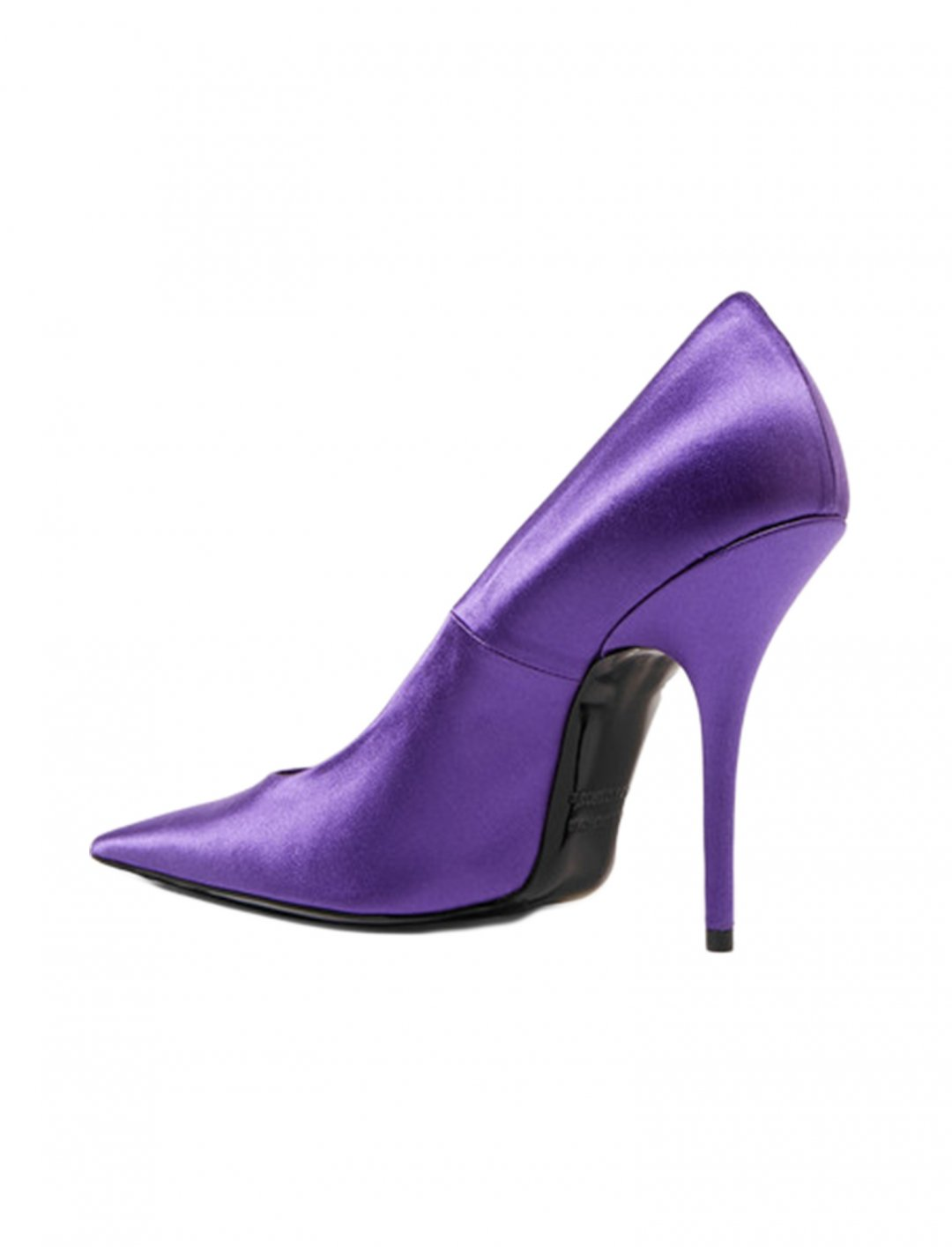 "Alicia Keys' Satin Pumps {""id"":12,""product_section_id"":1,""name"":""Shoes"",""order"":12} Balenciaga"