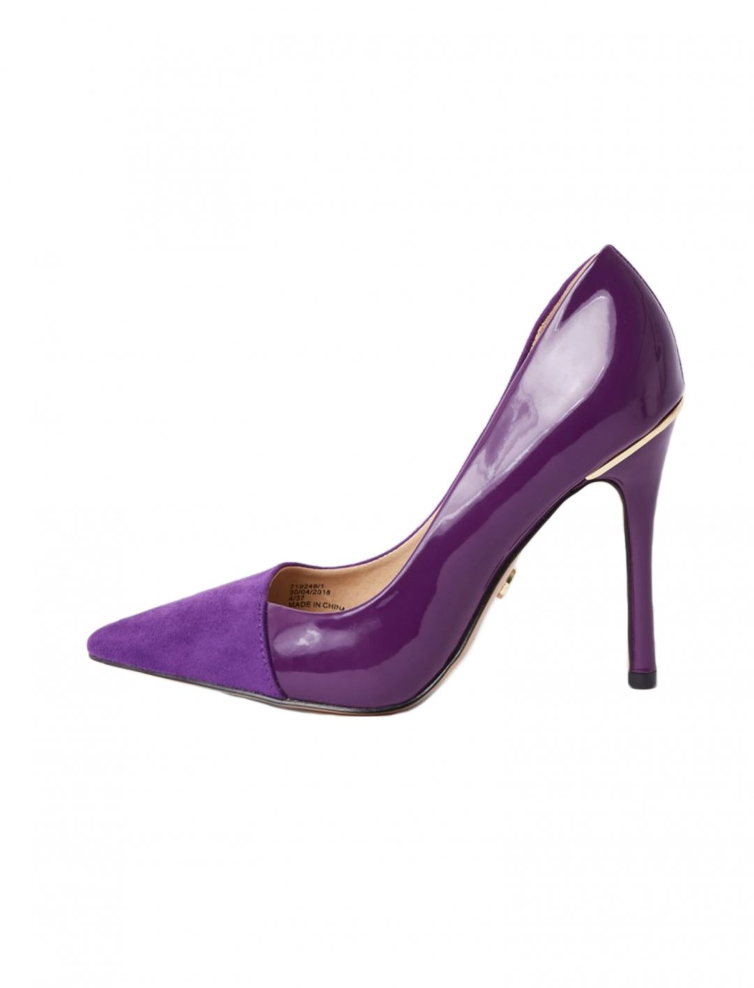 "Court Shoes In Purple {""id"":12,""product_section_id"":1,""name"":""Shoes"",""order"":12} River Island"