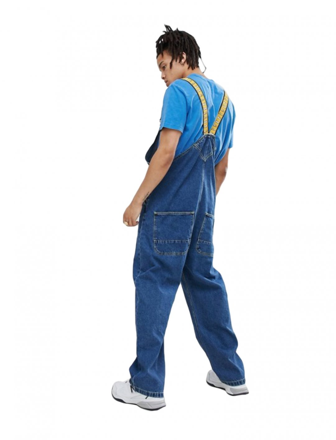 "Denim Dungarees {""id"":5,""product_section_id"":1,""name"":""Clothing"",""order"":5} The Simpsons x ASOS DESIGN"