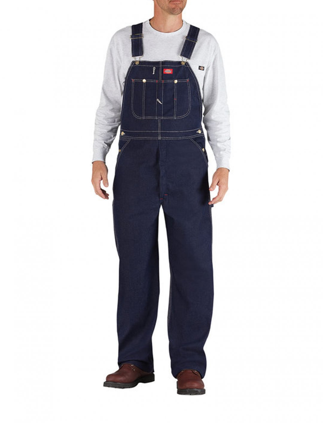"Lil Wayne's Denim Overall {""id"":5,""product_section_id"":1,""name"":""Clothing"",""order"":5} Dickies"