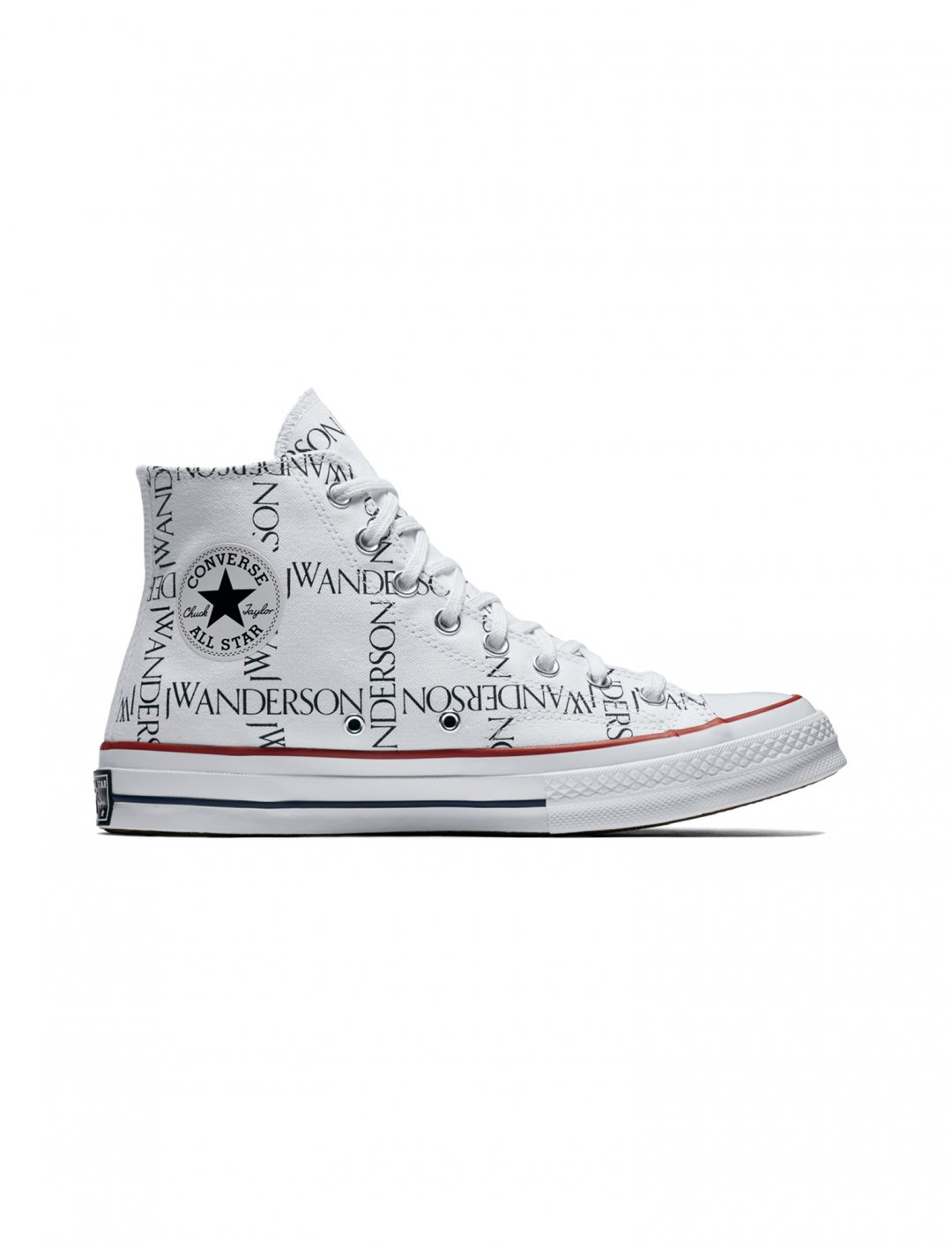 "Lil Wayne's Printed Trainers {""id"":12,""product_section_id"":1,""name"":""Shoes"",""order"":12} Converse x JW Anderson"