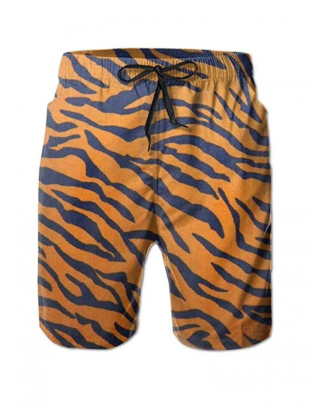 "Tiger Print Beach Shorts {""id"":5,""product_section_id"":1,""name"":""Clothing"",""order"":5} Doormats-shirt"