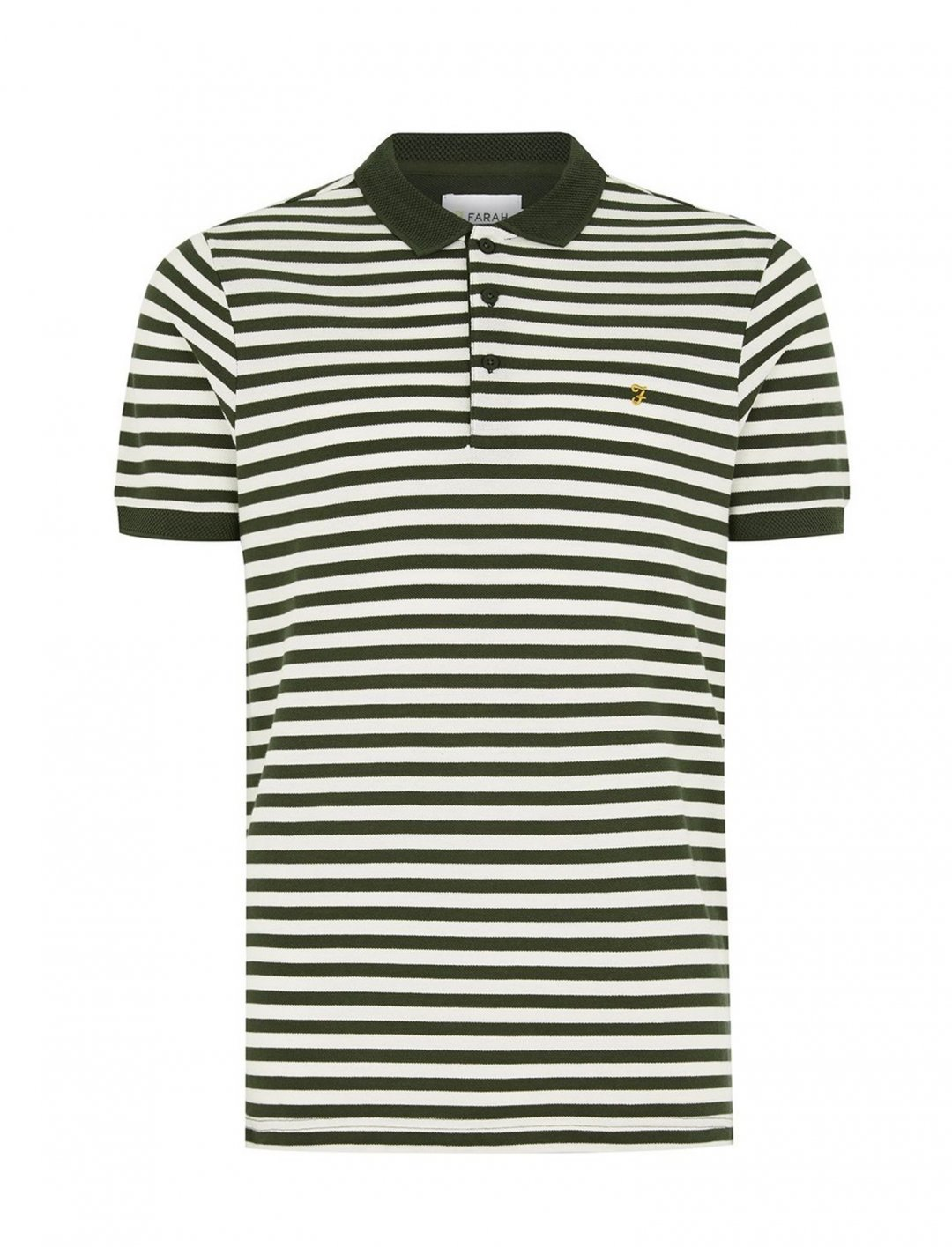 "Farah Stripe Polo {""id"":5,""product_section_id"":1,""name"":""Clothing"",""order"":5} Farah"