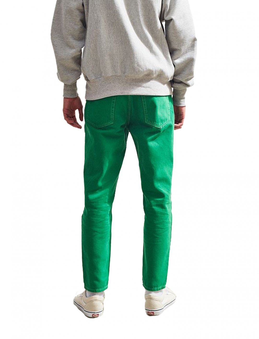 "Green Overdyed Dad Jean {""id"":5,""product_section_id"":1,""name"":""Clothing"",""order"":5} BDG"