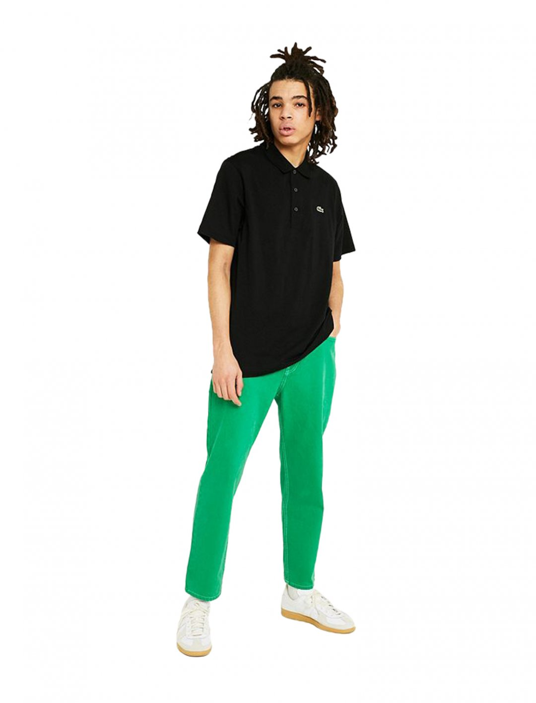 "Jellybean Green Dad Jeans {""id"":5,""product_section_id"":1,""name"":""Clothing"",""order"":5} BDG"