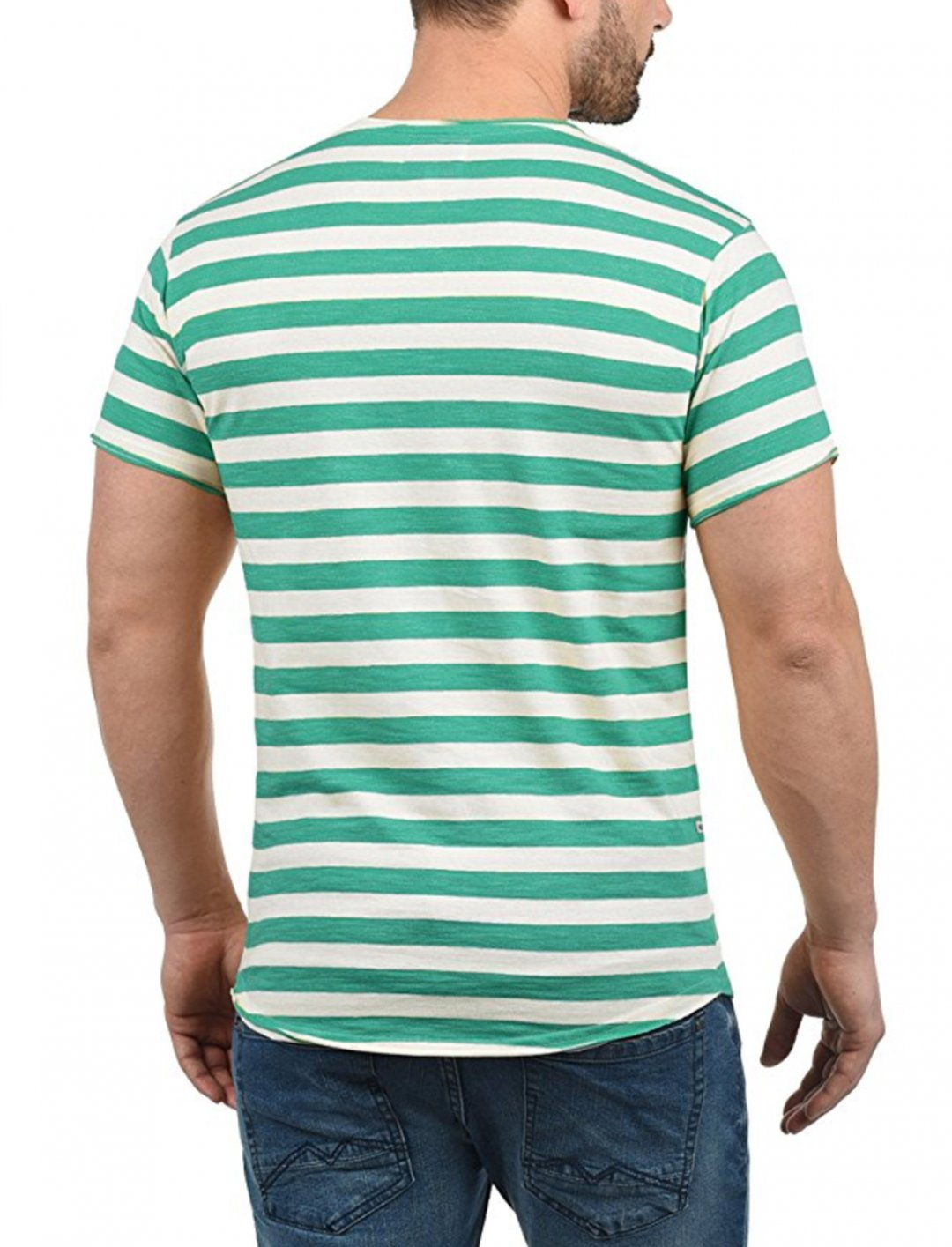 "Striped T-Shirt {""id"":5,""product_section_id"":1,""name"":""Clothing"",""order"":5} Redefined Rebel"