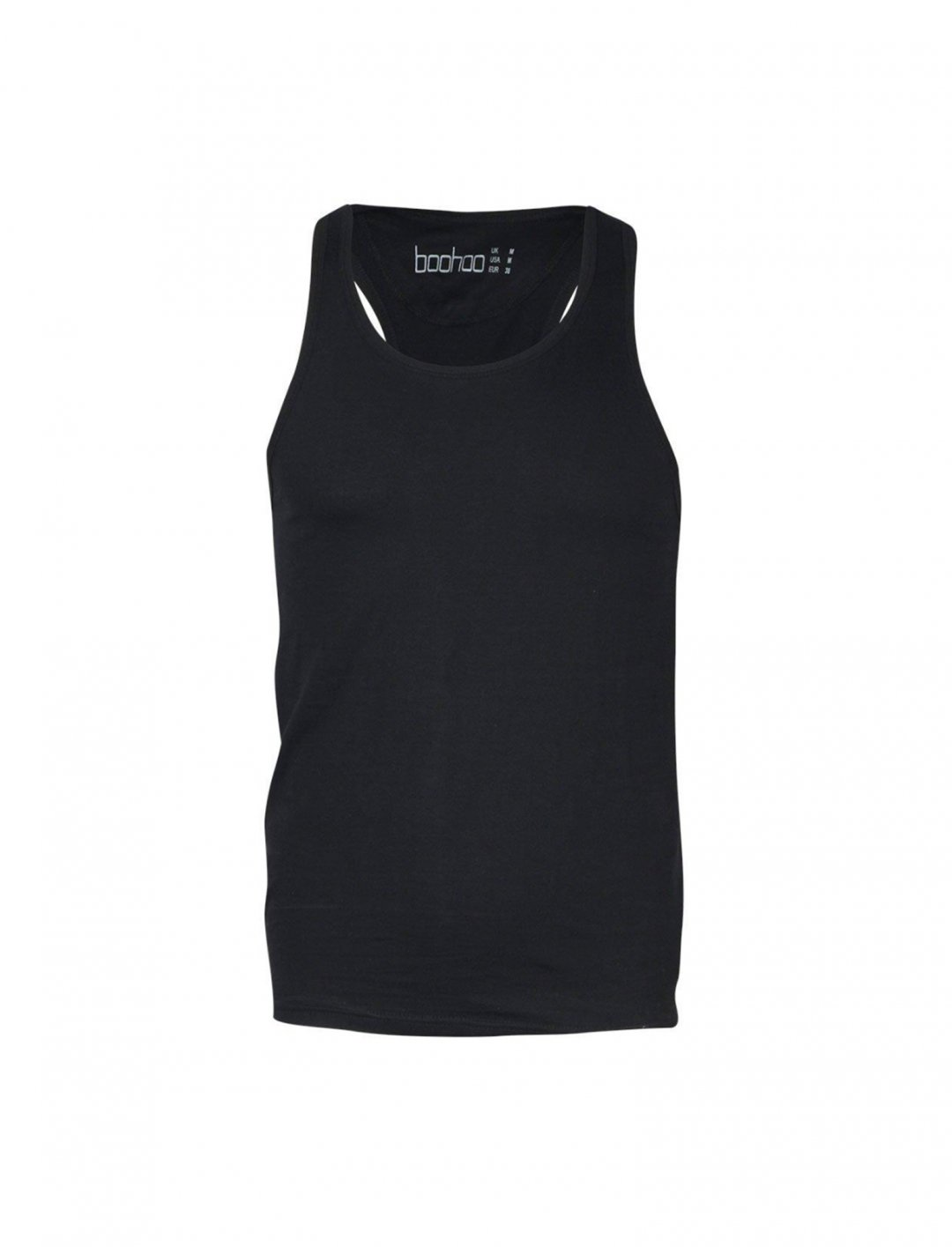 """Basic Vest {""""id"""":5,""""product_section_id"""":1,""""name"""":""""Clothing"""",""""order"""":5} boohooMAN"""