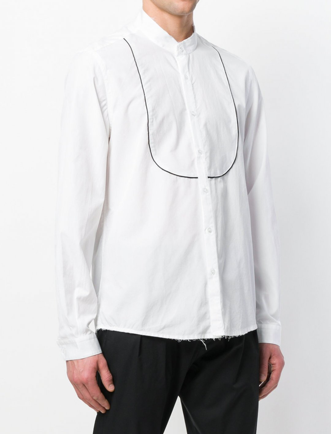 """Low Brand Piped Shirt {""""id"""":5,""""product_section_id"""":1,""""name"""":""""Clothing"""",""""order"""":5} Low Brand"""