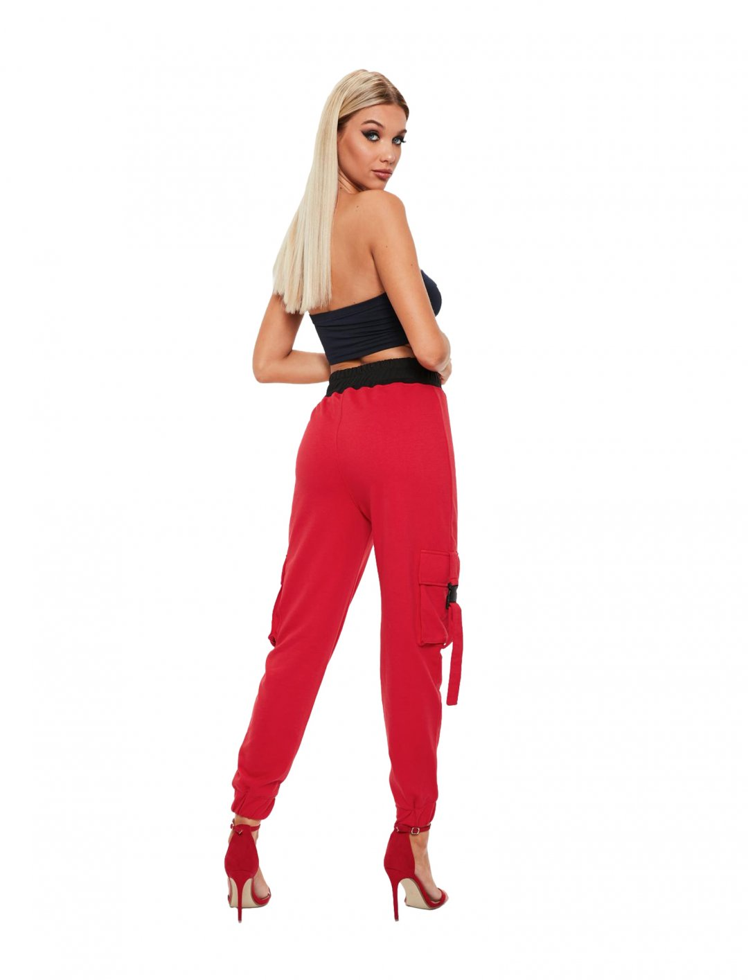 """Missguided Cargo Trousers {""""id"""":5,""""product_section_id"""":1,""""name"""":""""Clothing"""",""""order"""":5} Missguided"""