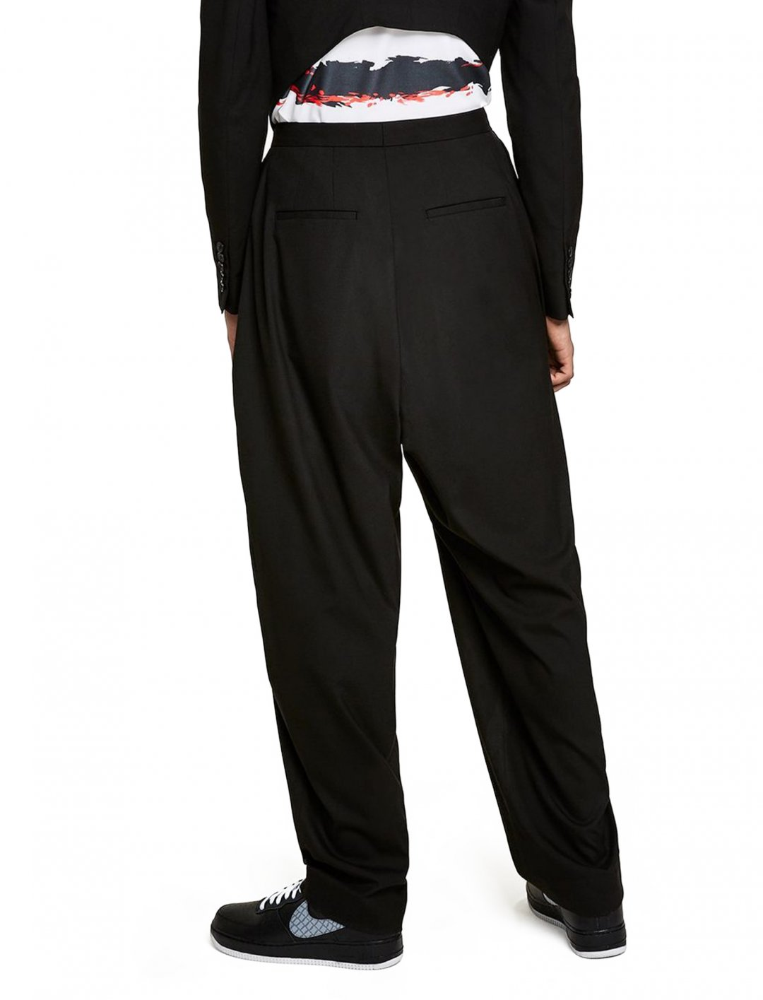 """TMD Black Smart Trousers {""""id"""":5,""""product_section_id"""":1,""""name"""":""""Clothing"""",""""order"""":5} TMD"""