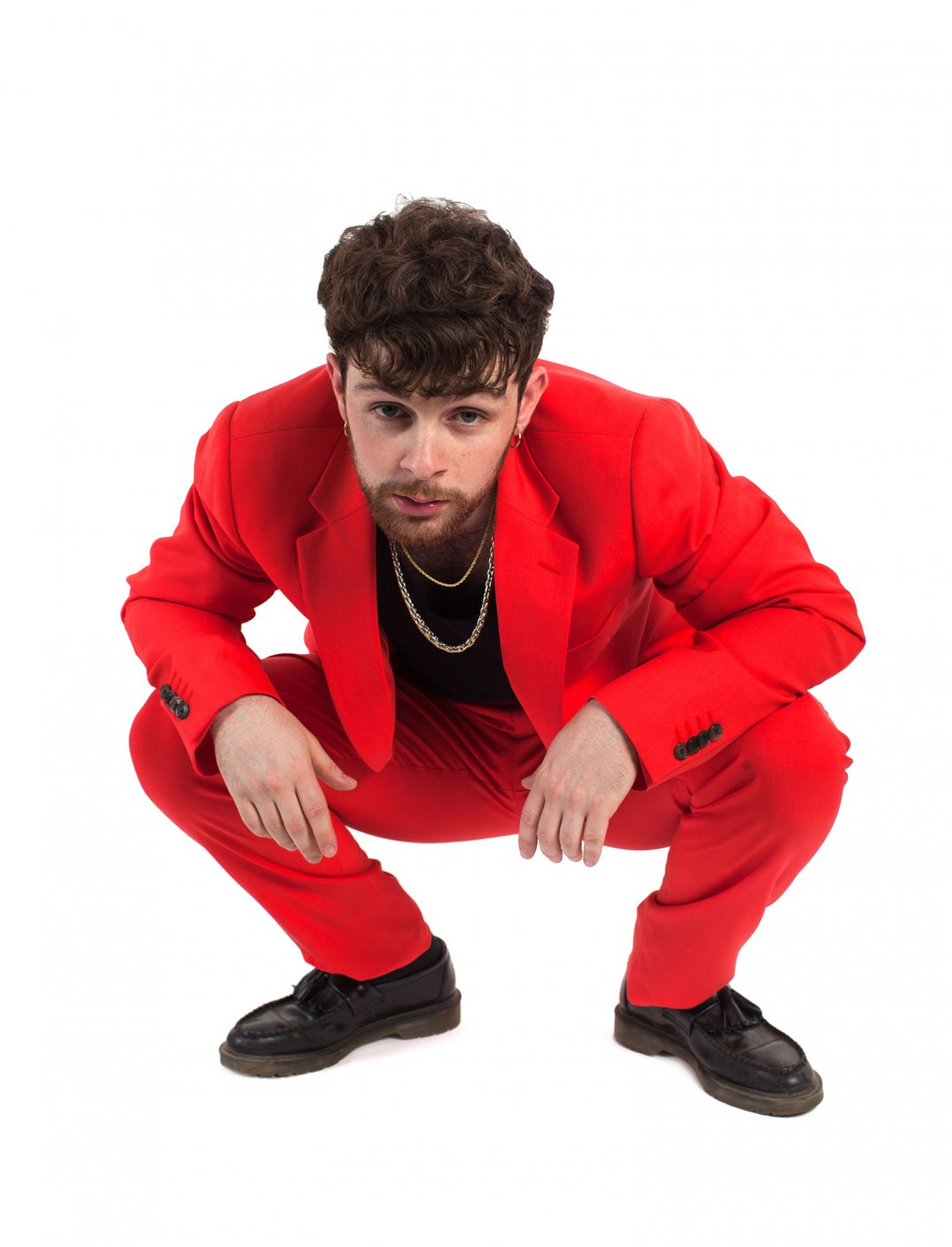 """Tom Grennan's Wool Suit {""""id"""":5,""""product_section_id"""":1,""""name"""":""""Clothing"""",""""order"""":5} Paul Smith"""