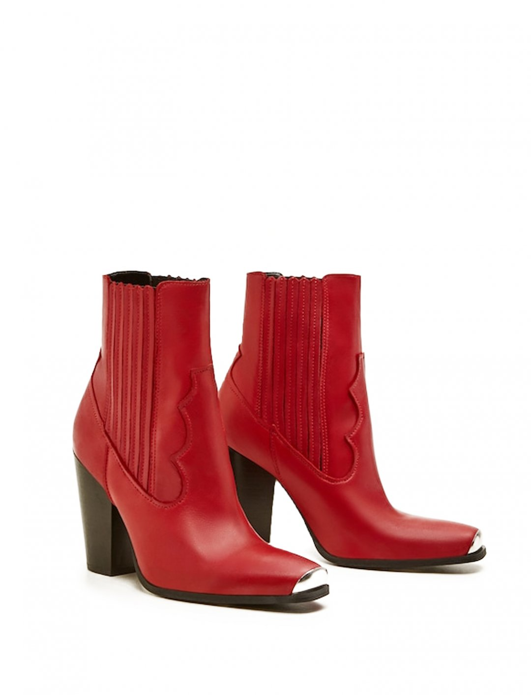 "Cowboy Ankle Boots {""id"":12,""product_section_id"":1,""name"":""Shoes"",""order"":12} MANGO"