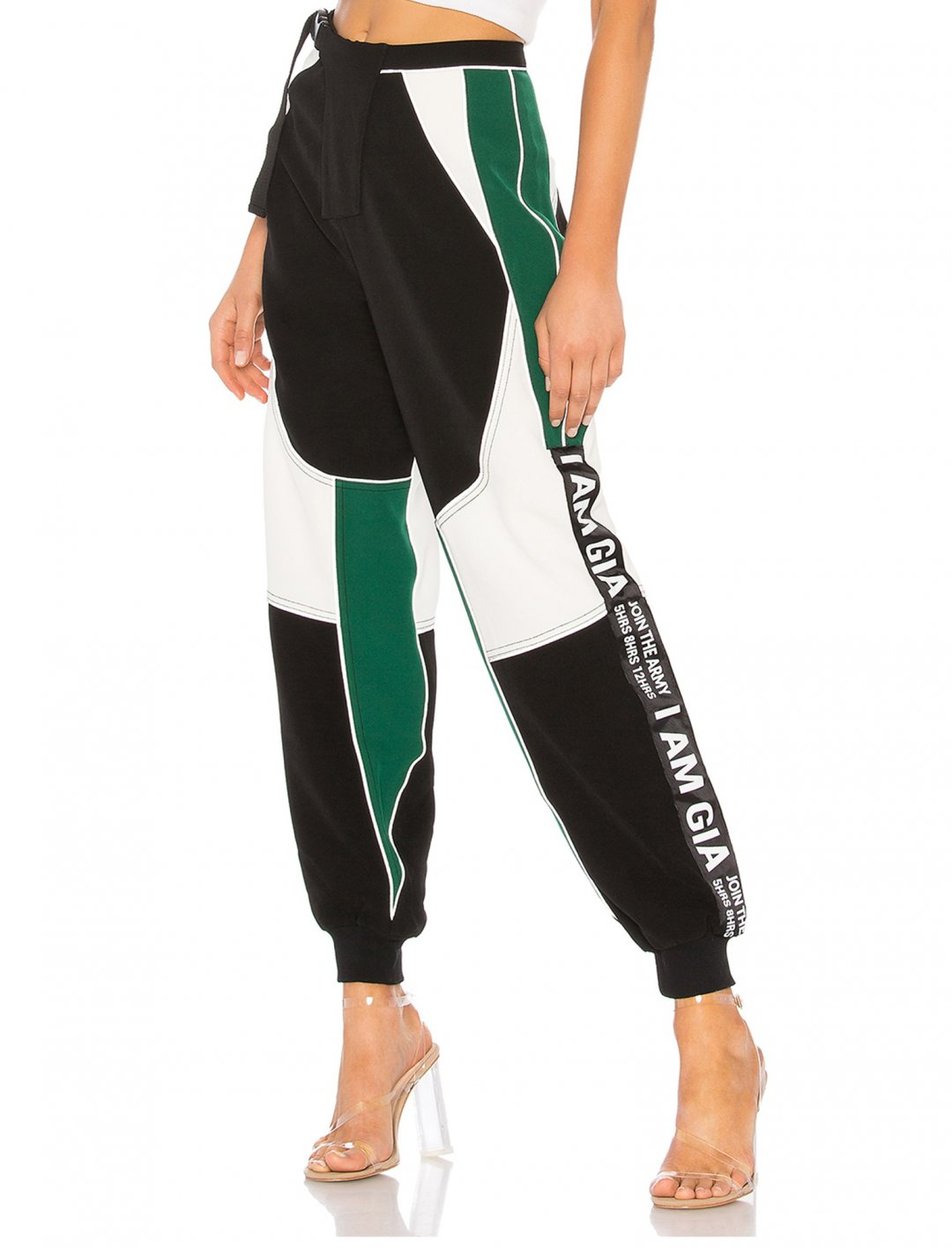 "Dark Electra Pants {""id"":5,""product_section_id"":1,""name"":""Clothing"",""order"":5} I.AM.GIA"