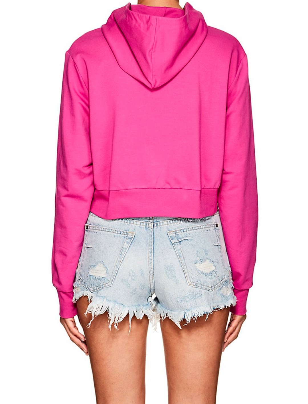 "Beyonce's Coachella Crop Hoodie {""id"":5,""product_section_id"":1,""name"":""Clothing"",""order"":5} Balmain for Beyonce"
