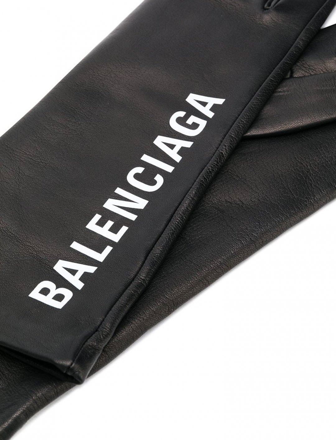"Gloves With Logo Print {""id"":16,""product_section_id"":1,""name"":""Accessories"",""order"":15} Balenciaga"