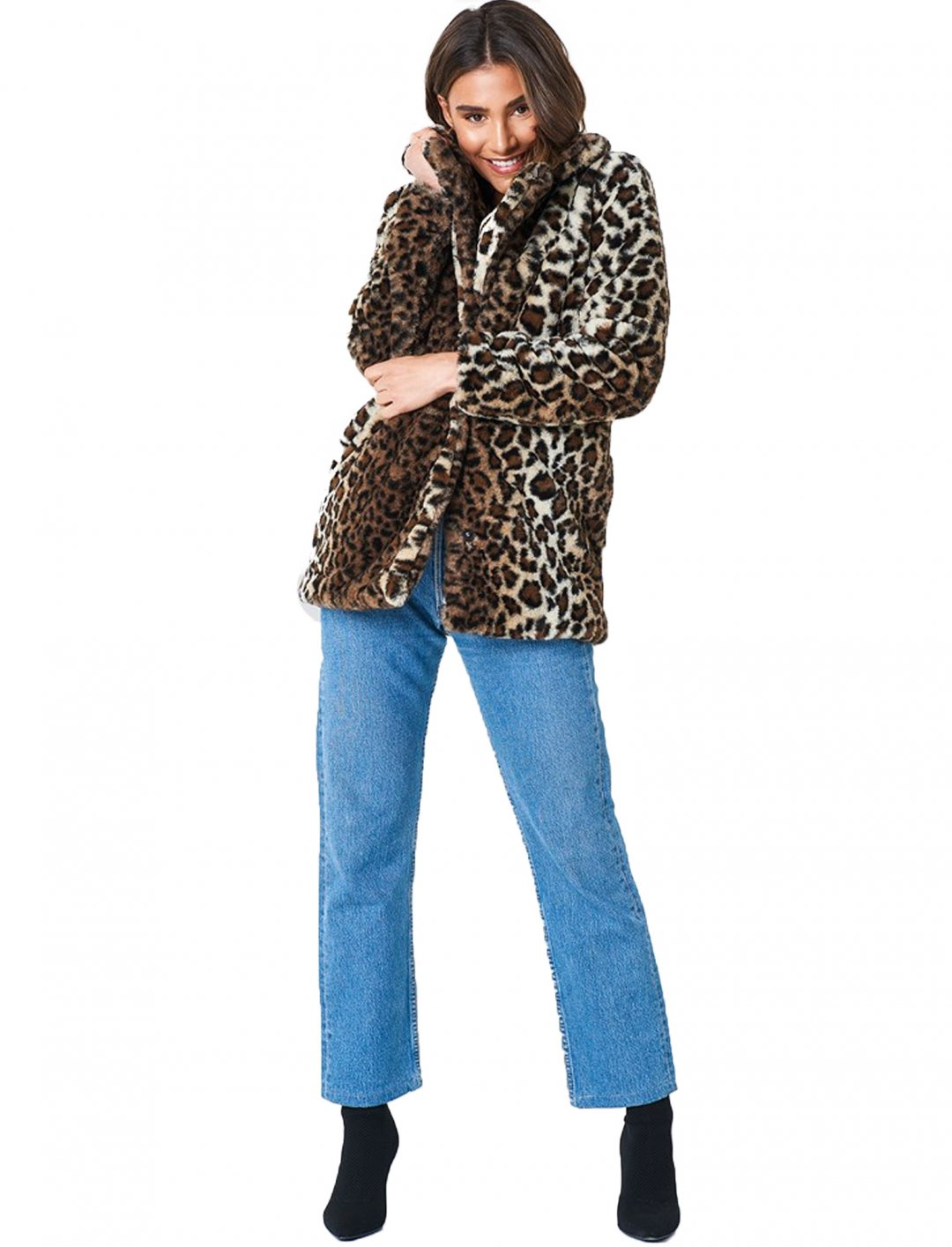 "Leopard Print Coat {""id"":5,""product_section_id"":1,""name"":""Clothing"",""order"":5} NA-KD"