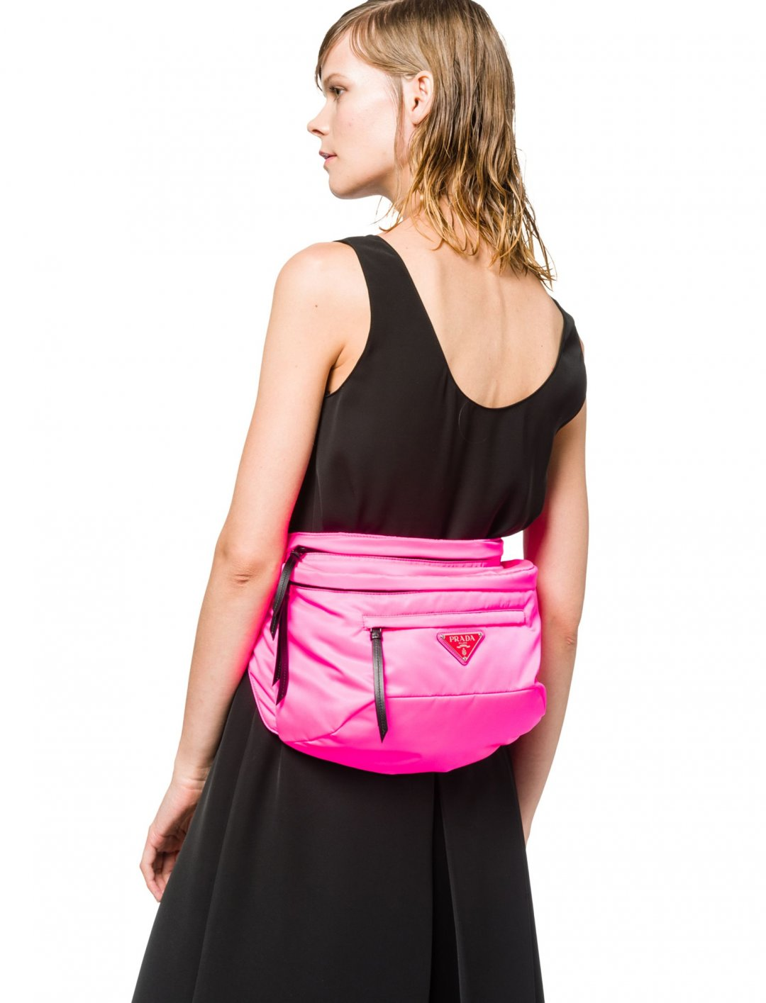 "Neon Belt Bag {""id"":1,""product_section_id"":1,""name"":""Bags"",""order"":1} Prada"