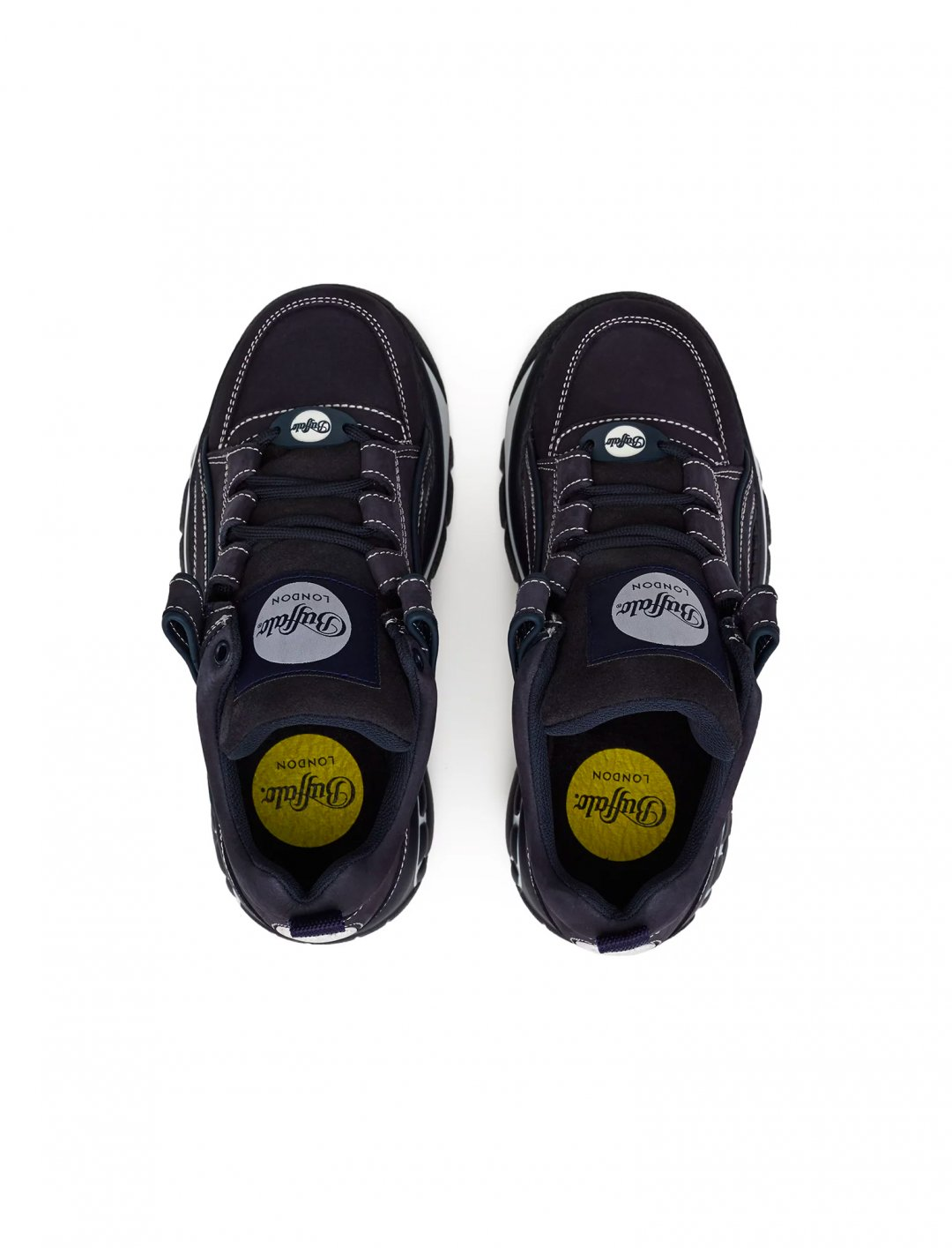 "Low-Top Platform Sneakers {""id"":12,""product_section_id"":1,""name"":""Shoes"",""order"":12} Buffalo London"