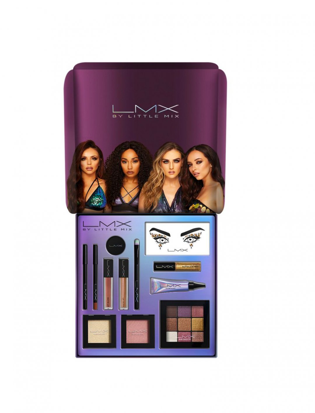 "Little Mix Mega Beauty Edit {""id"":2,""product_section_id"":1,""name"":""Beauty"",""order"":2} LMX by Little Mix"