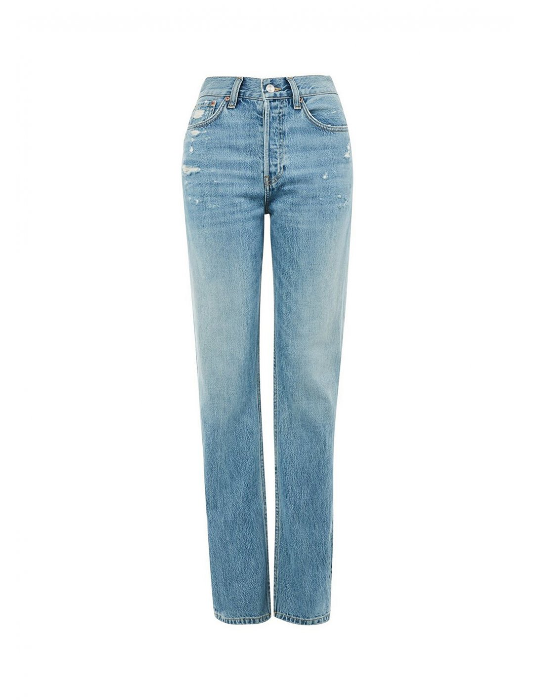 "Mid Blue Boyfriend Jeans {""id"":5,""product_section_id"":1,""name"":""Clothing"",""order"":5} Topshop"