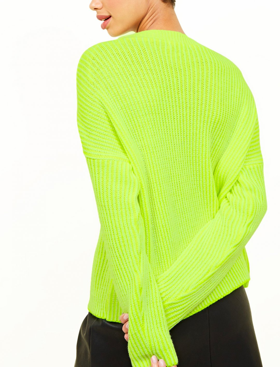 "Neon Jumper {""id"":5,""product_section_id"":1,""name"":""Clothing"",""order"":5} New Look"