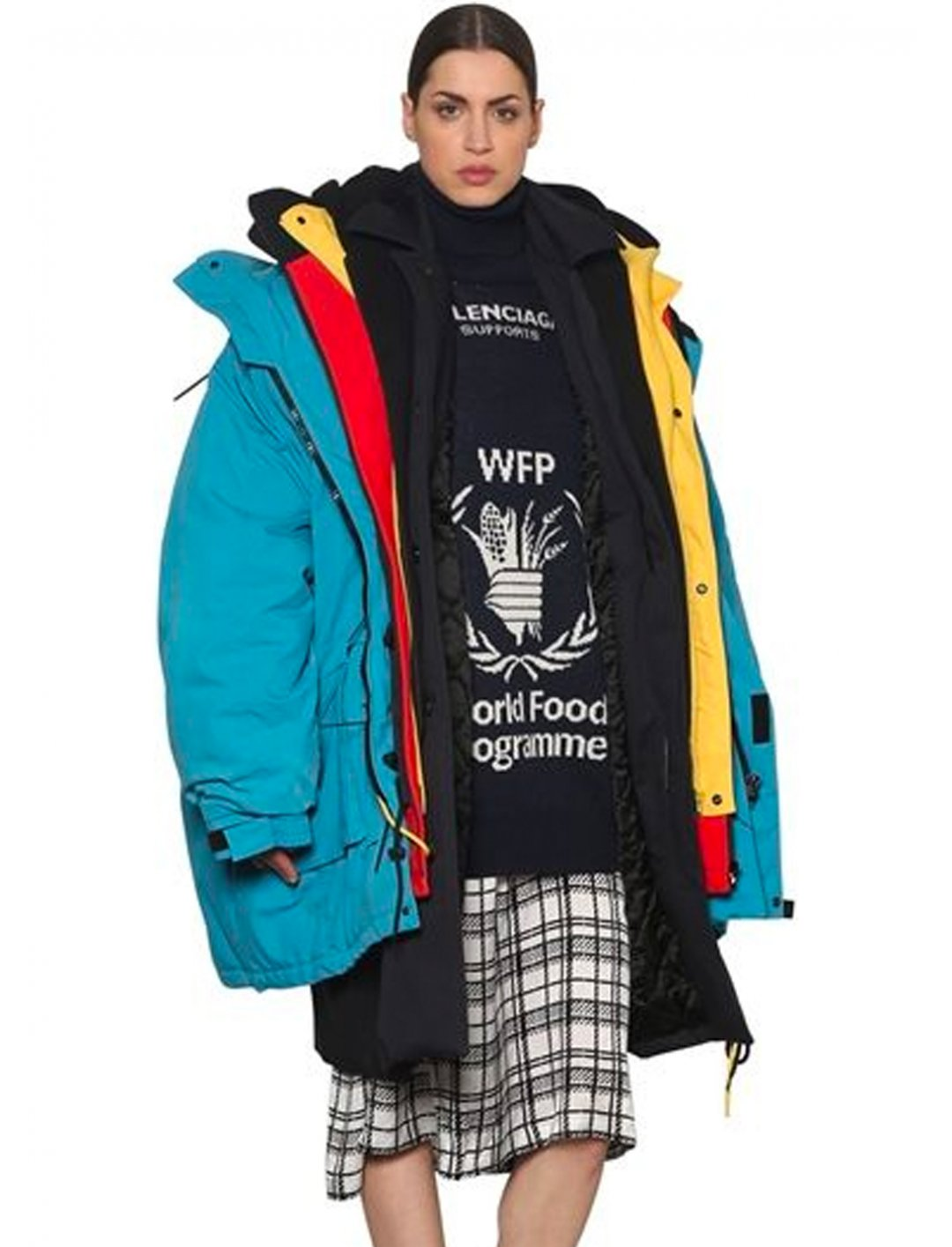 "Oversized Layered Parka {""id"":5,""product_section_id"":1,""name"":""Clothing"",""order"":5} Balenciaga"