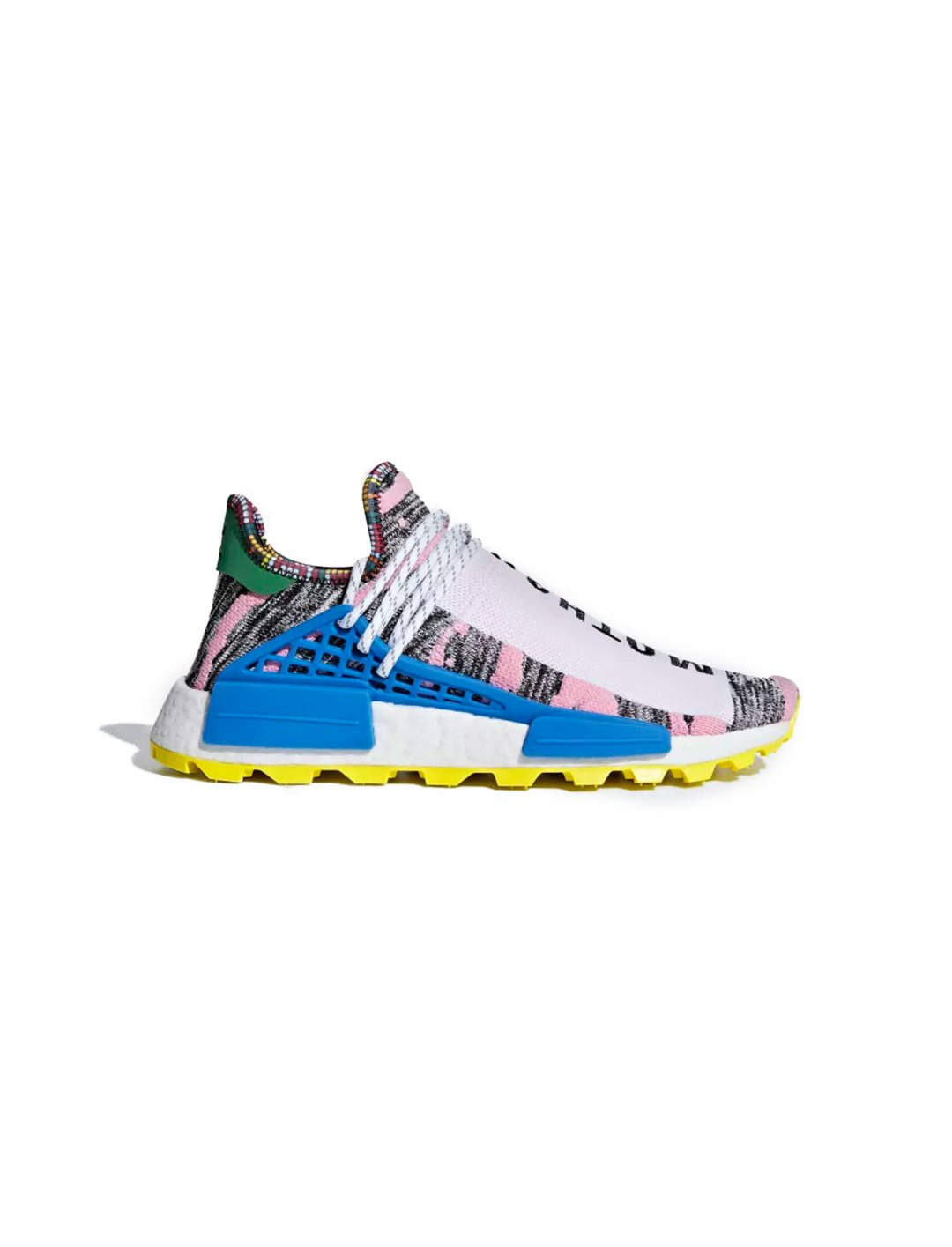 "Pharrell Williams Afro NMD Shoes {""id"":12,""product_section_id"":1,""name"":""Shoes"",""order"":12} Pharrell x adidas Originals"