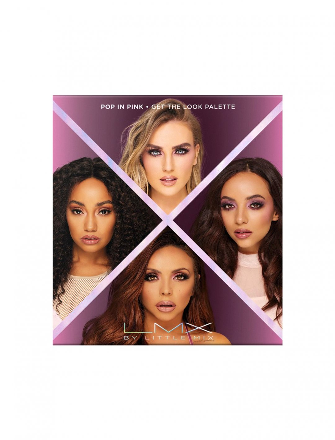 "Little Mix Pop In Pink Palette {""id"":2,""product_section_id"":1,""name"":""Beauty"",""order"":2} LMX by Little Mix"