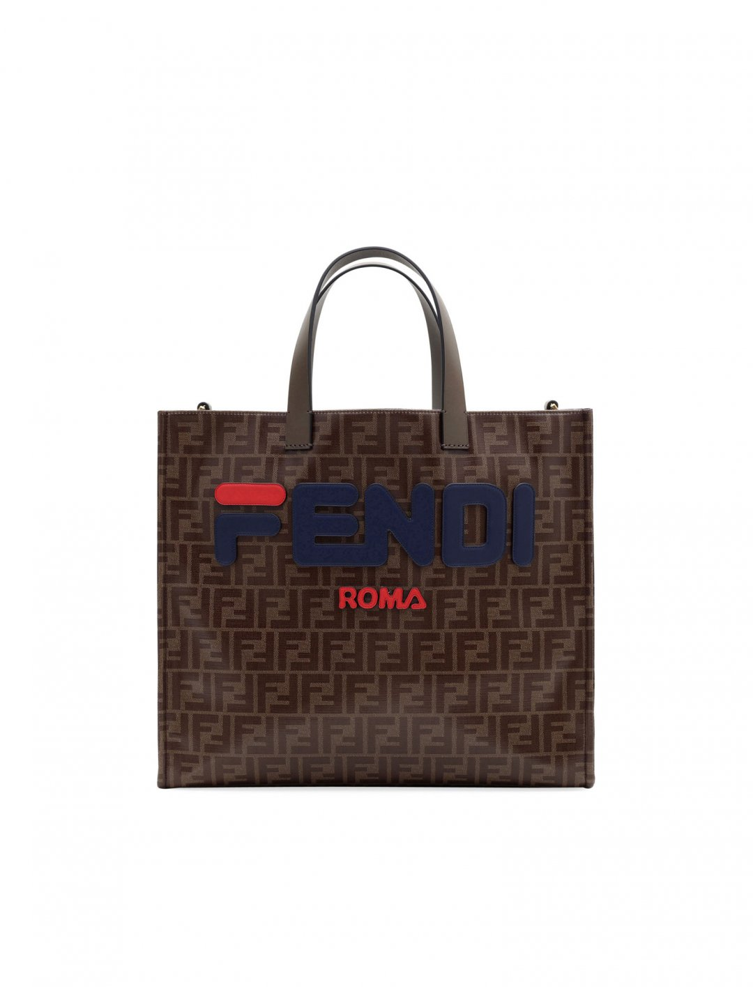 "Tote Bag {""id"":16,""product_section_id"":1,""name"":""Accessories"",""order"":15} Fendi x FILA"