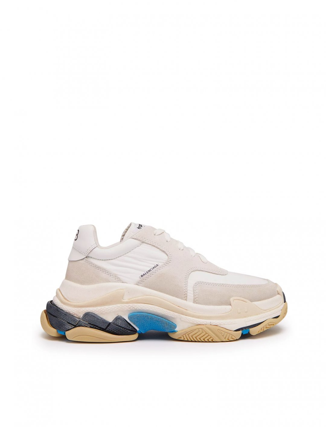 "Triple S Low-top Trainers {""id"":12,""product_section_id"":1,""name"":""Shoes"",""order"":12} Balenciaga"