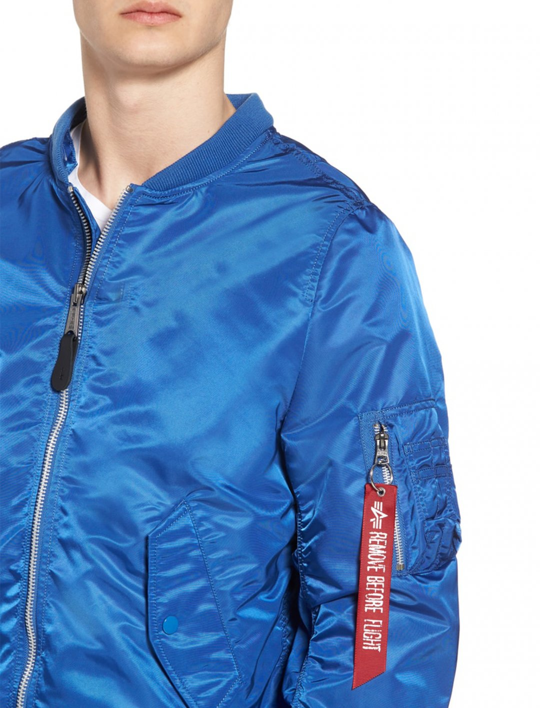 "Alpha Industries Flight Jacket {""id"":5,""product_section_id"":1,""name"":""Clothing"",""order"":5} Alpha Industries"