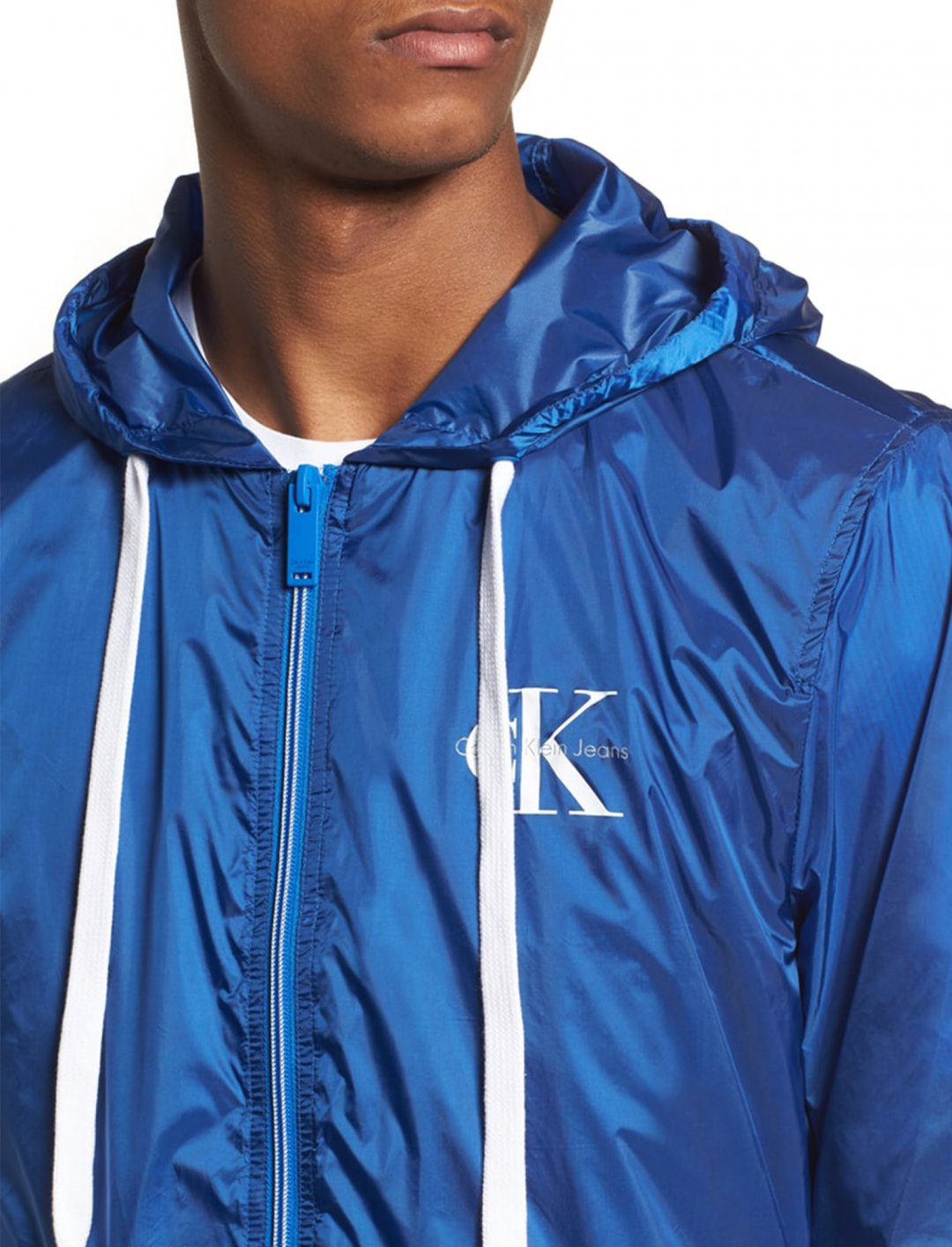 "Calvin Klein Reissue Windbreaker {""id"":5,""product_section_id"":1,""name"":""Clothing"",""order"":5} Calvin Klein Jeans"