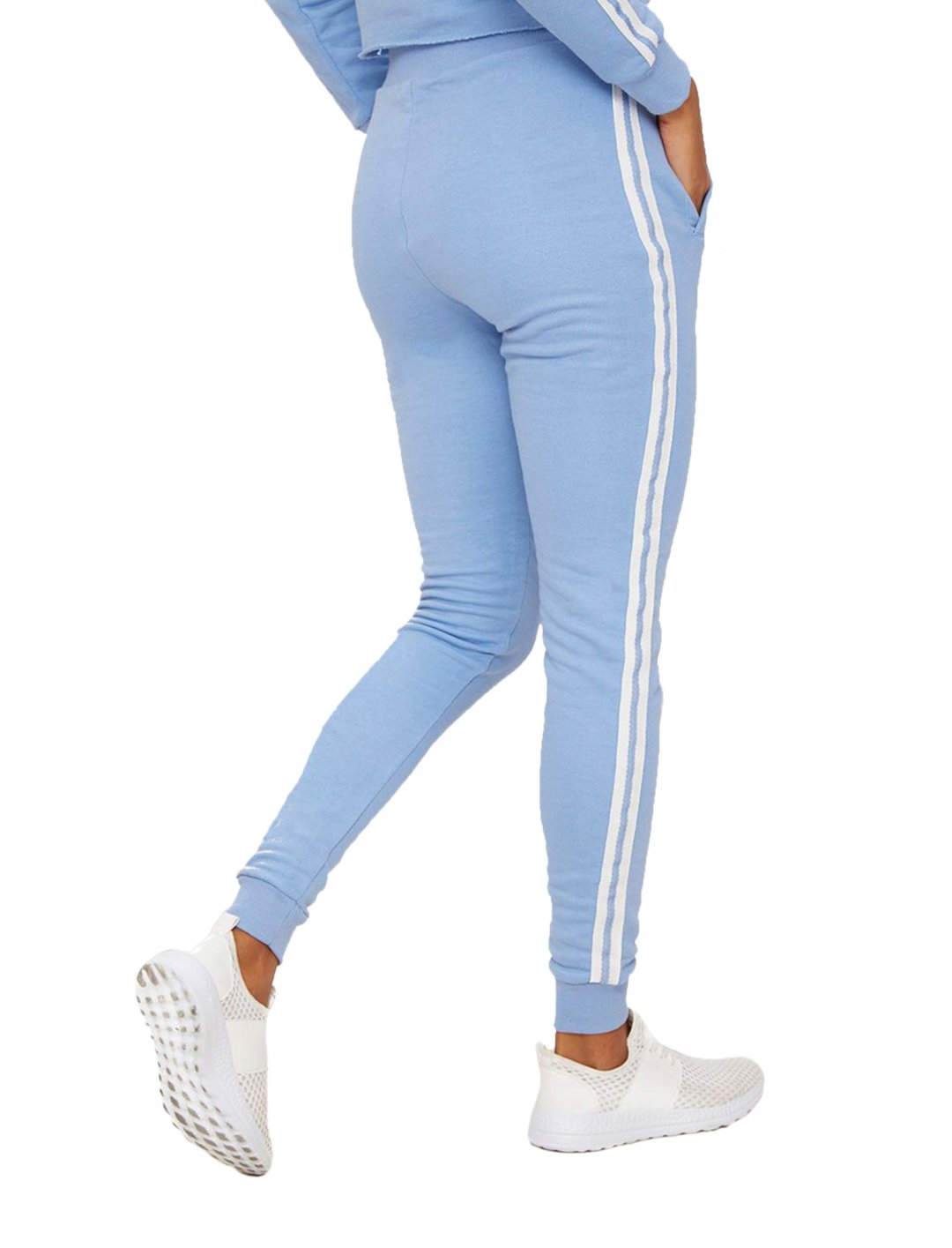 "Side Stripe Joggers {""id"":5,""product_section_id"":1,""name"":""Clothing"",""order"":5} Pretty Little Thing"