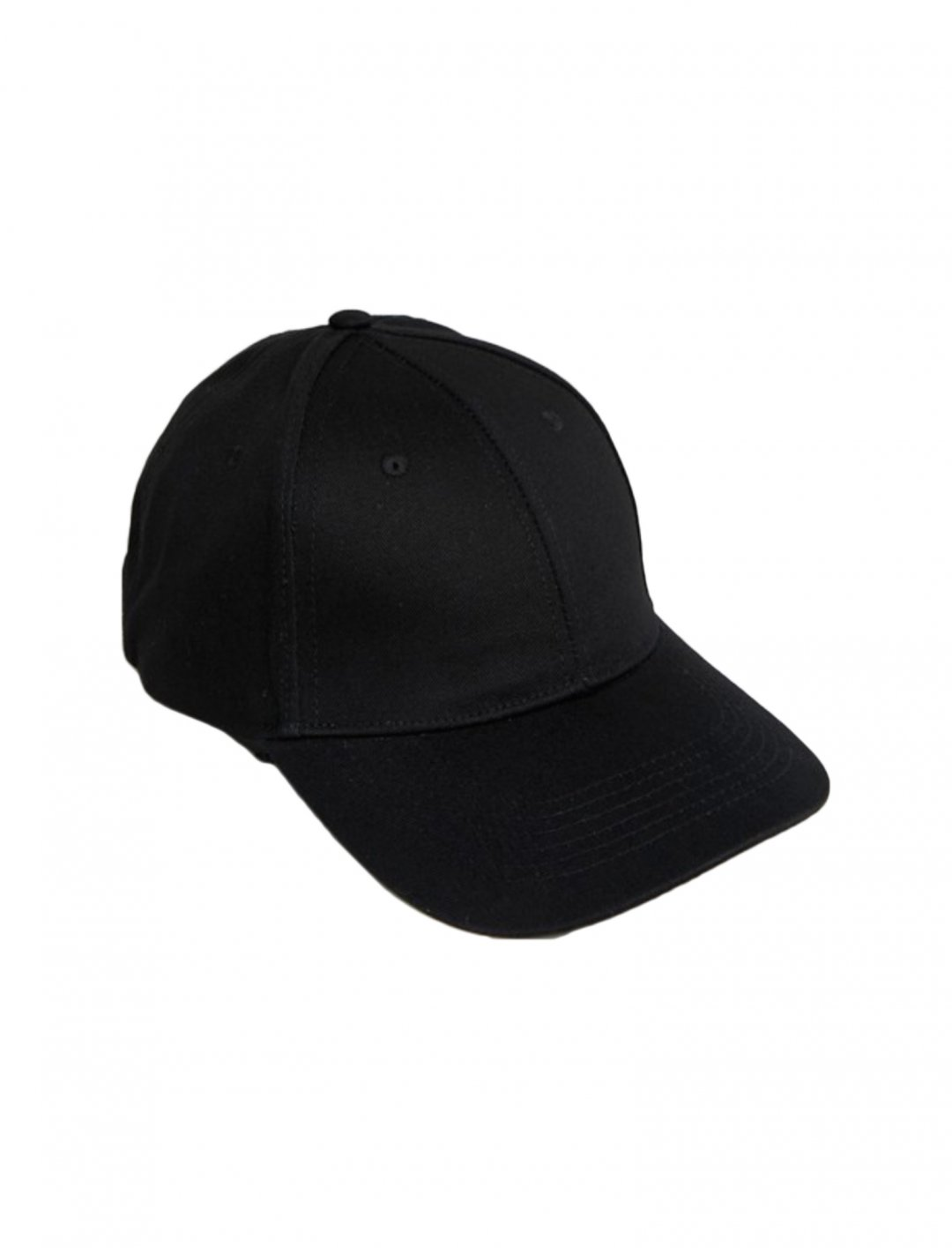 "Black Baseball Cap {""id"":16,""product_section_id"":1,""name"":""Accessories"",""order"":15} ASOS DESIGN"