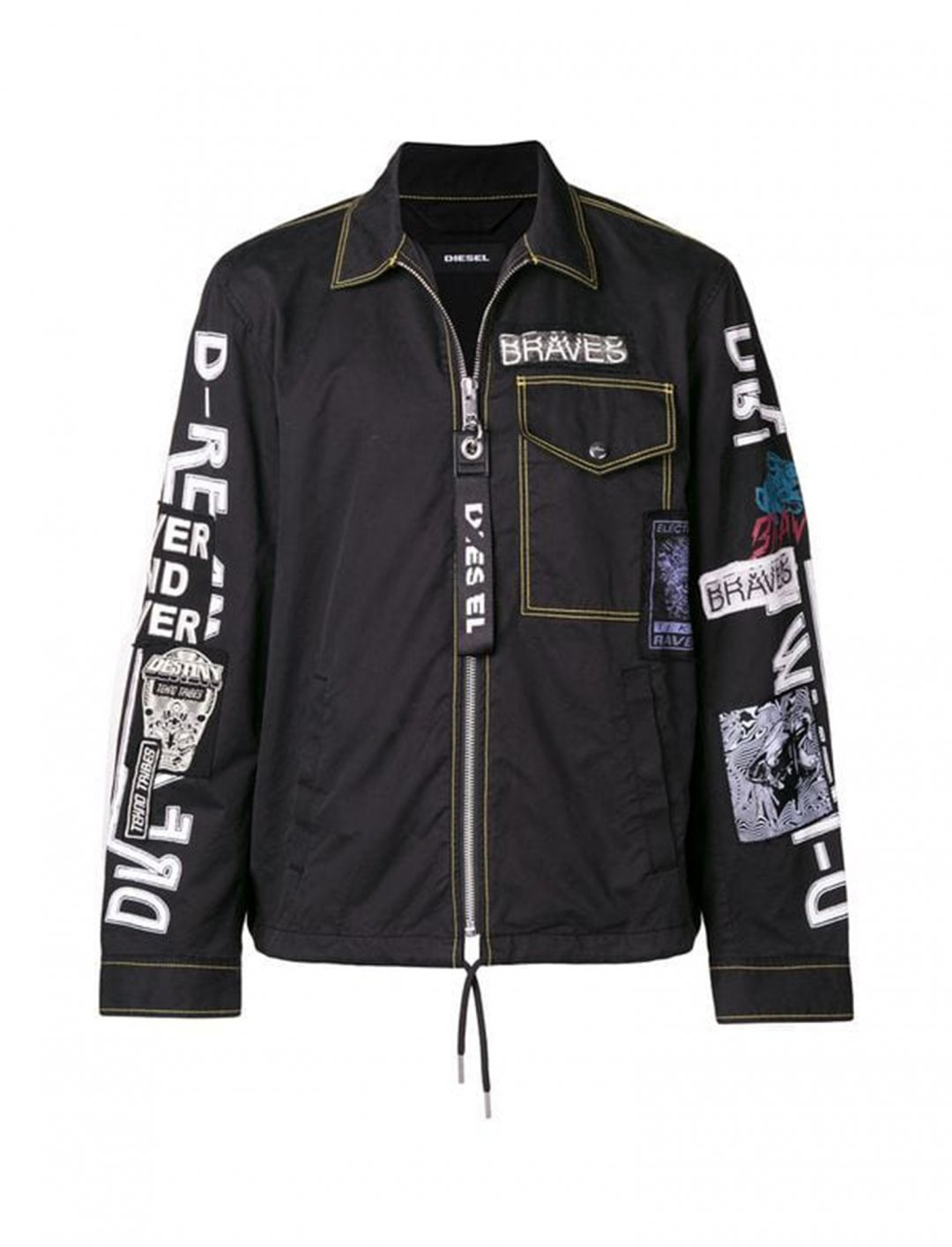 "Craig David's J-Dreamer Jacket {""id"":5,""product_section_id"":1,""name"":""Clothing"",""order"":5} Diesel"