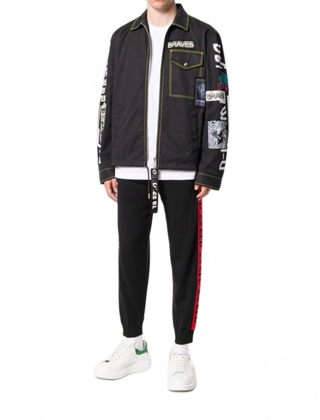 """Craig David's J-Dreamer Jacket {""""id"""":5,""""product_section_id"""":1,""""name"""":""""Clothing"""",""""order"""":5} Diesel"""