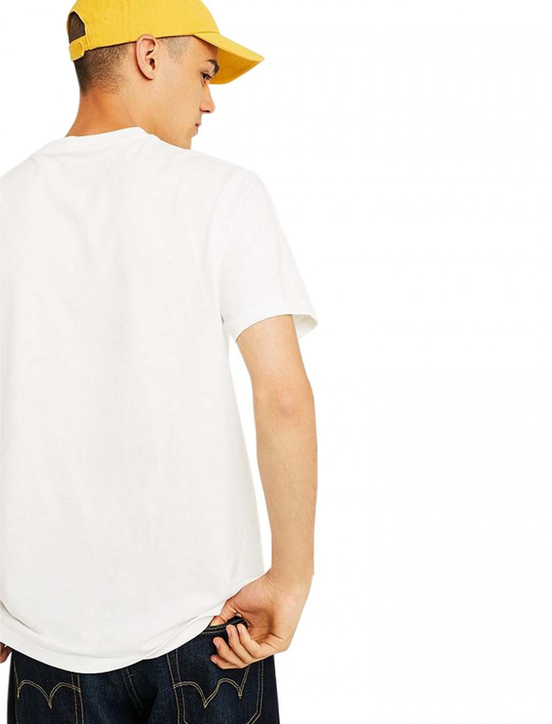 "Embroidered White T-Shirt {""id"":5,""product_section_id"":1,""name"":""Clothing"",""order"":5} Urban Outfitters"