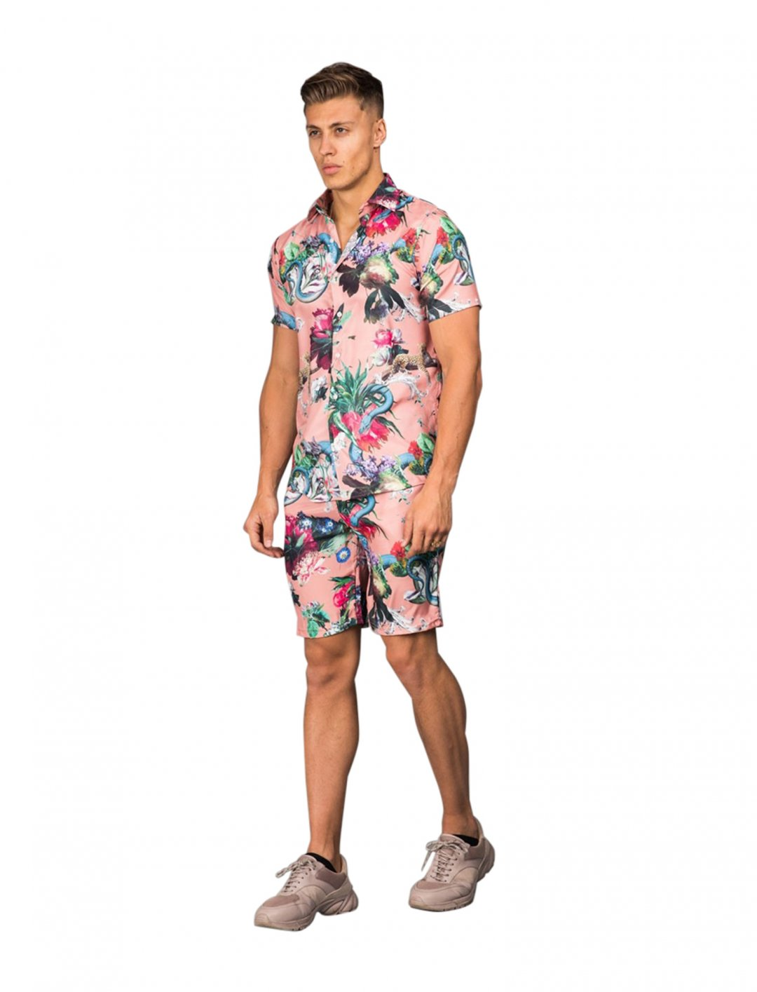 "One Acen's Pink Shorts {""id"":5,""product_section_id"":1,""name"":""Clothing"",""order"":5} Criminal Damage"