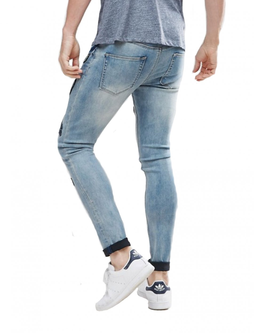 """Super Skinny Jeans {""""id"""":5,""""product_section_id"""":1,""""name"""":""""Clothing"""",""""order"""":5} ASOS DESIGN"""